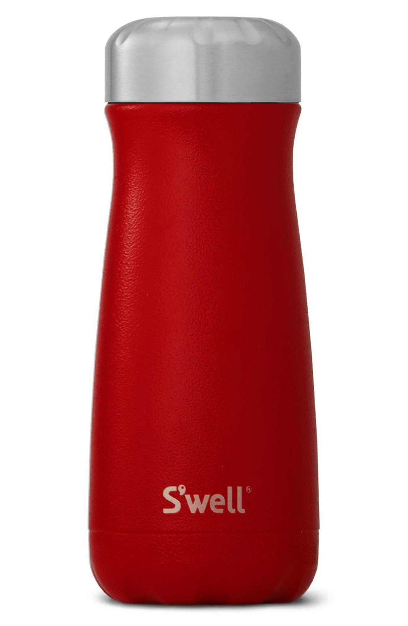 Alternate Image 1 Selected - S'well Traveler Flare Insulated Stainless Steel Water Bottle