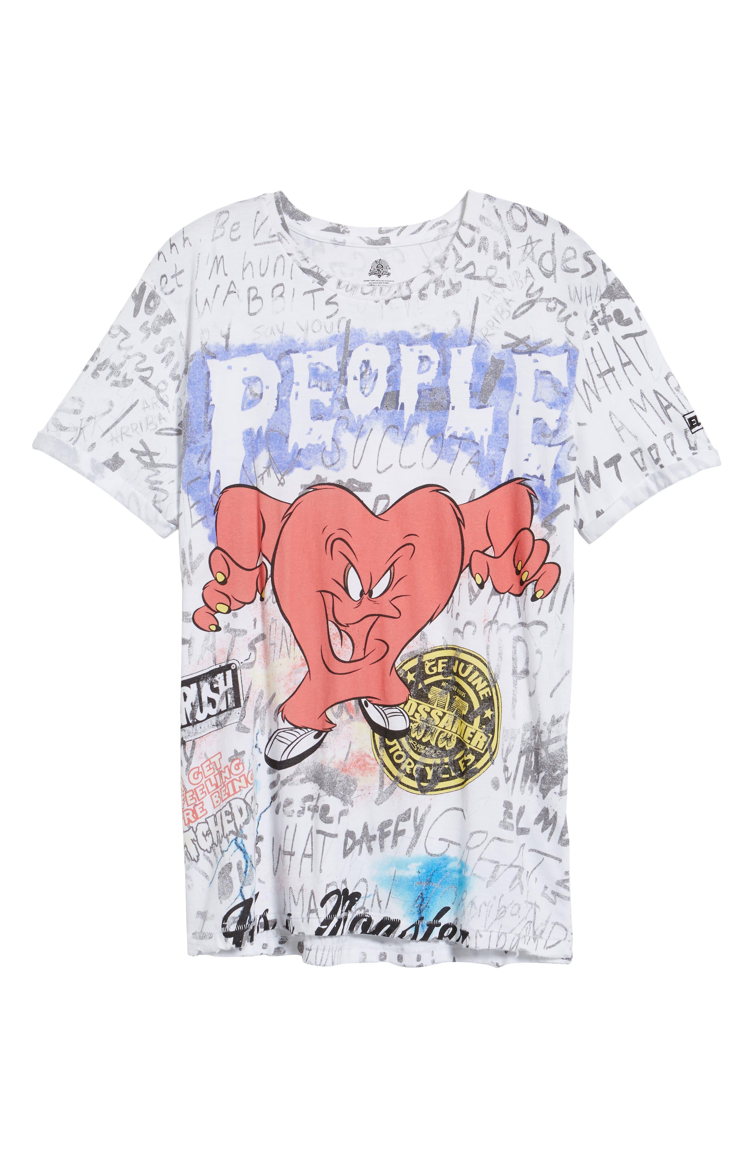 Alternate Image 6  - ELEVENPARIS Doomer T-Shirt