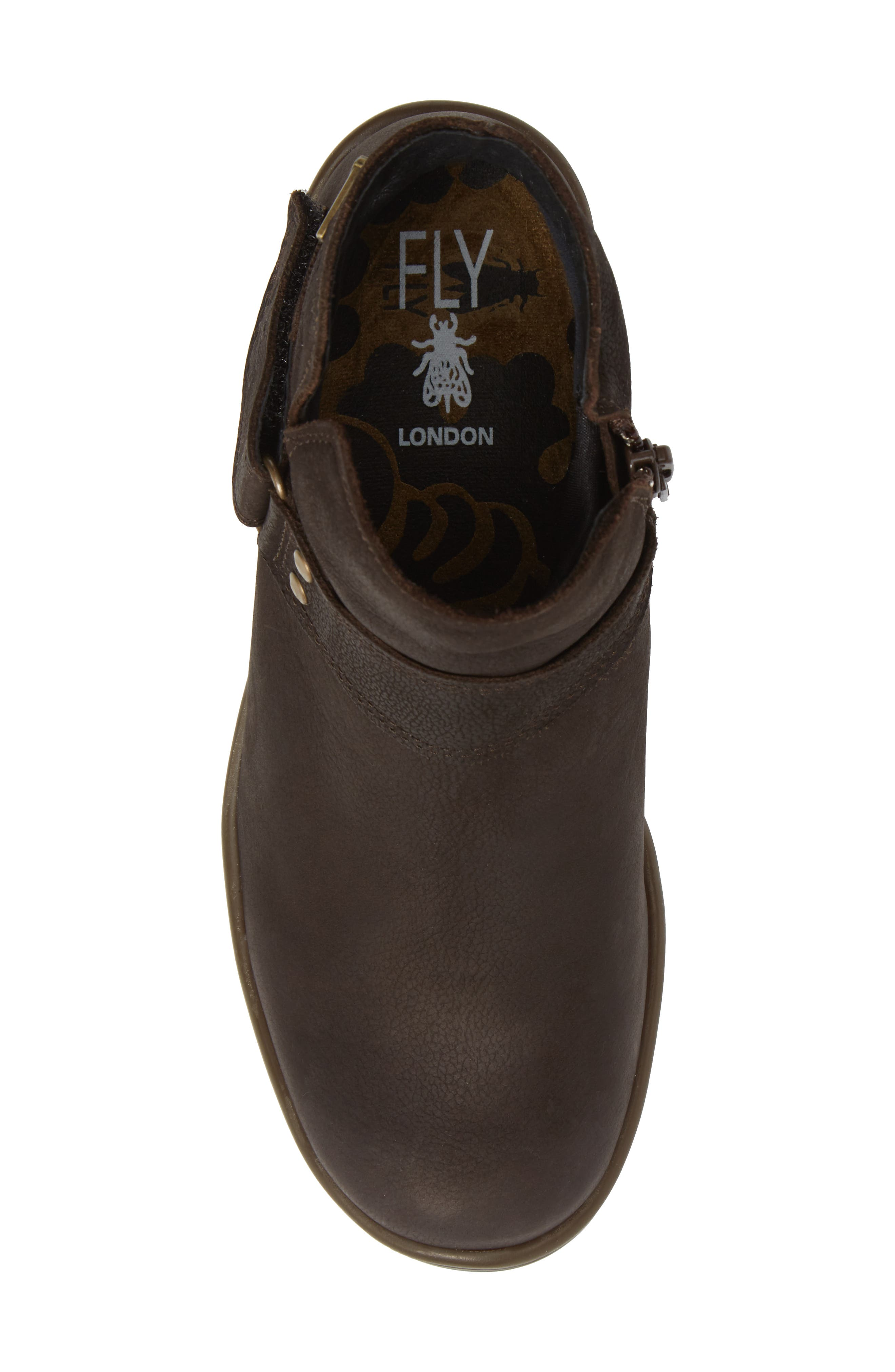 Alternate Image 5  - Fly London Yock Waterproof Gore-Tex® Wedge Boot (Women)