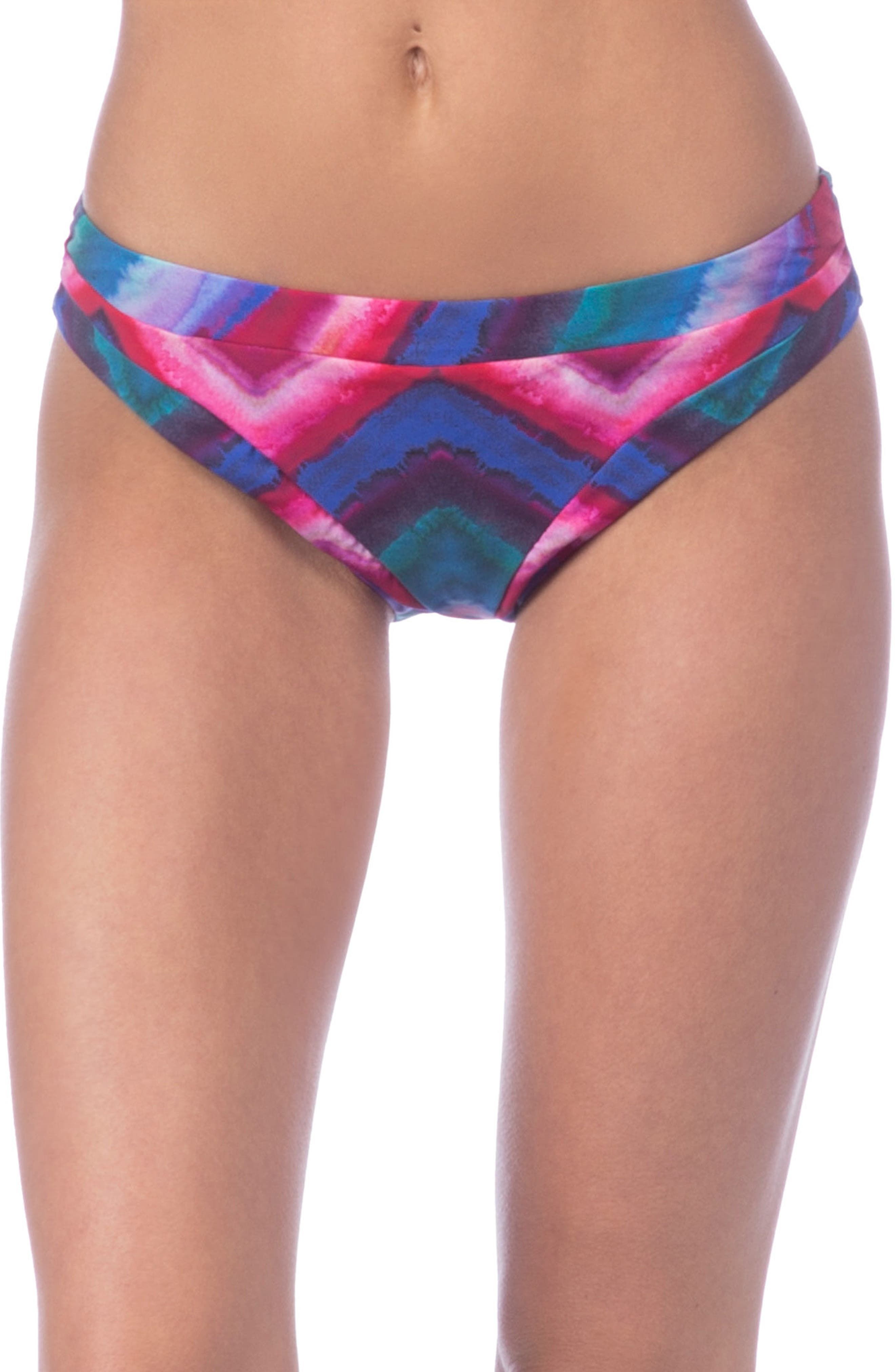 Alternate Image 1 Selected - La Blanca Hidden Gem Hipster Bikini Bottoms
