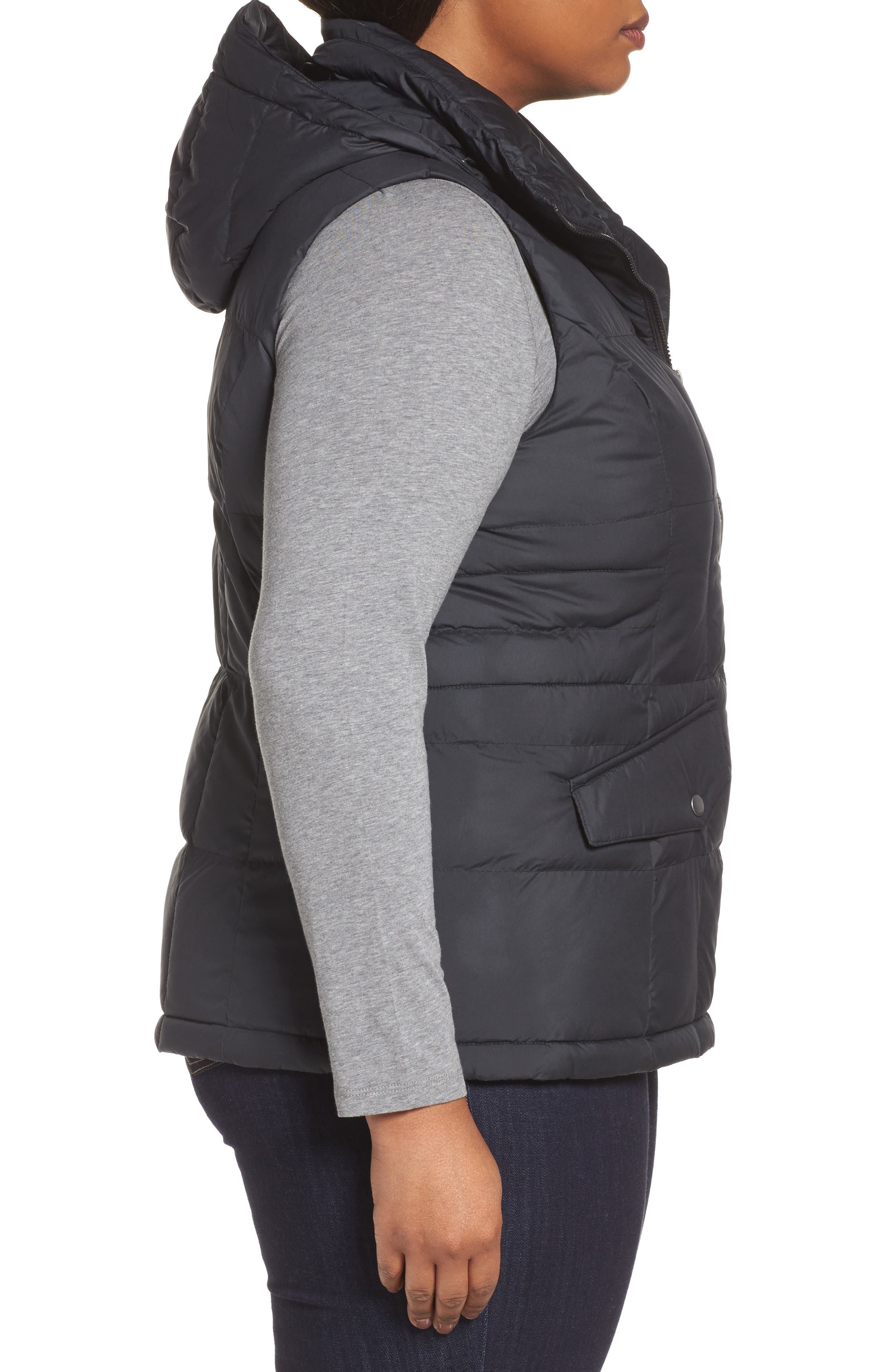 Alternate Image 3  - Columbia Lone Creek Puffer Vest (Plus Size)