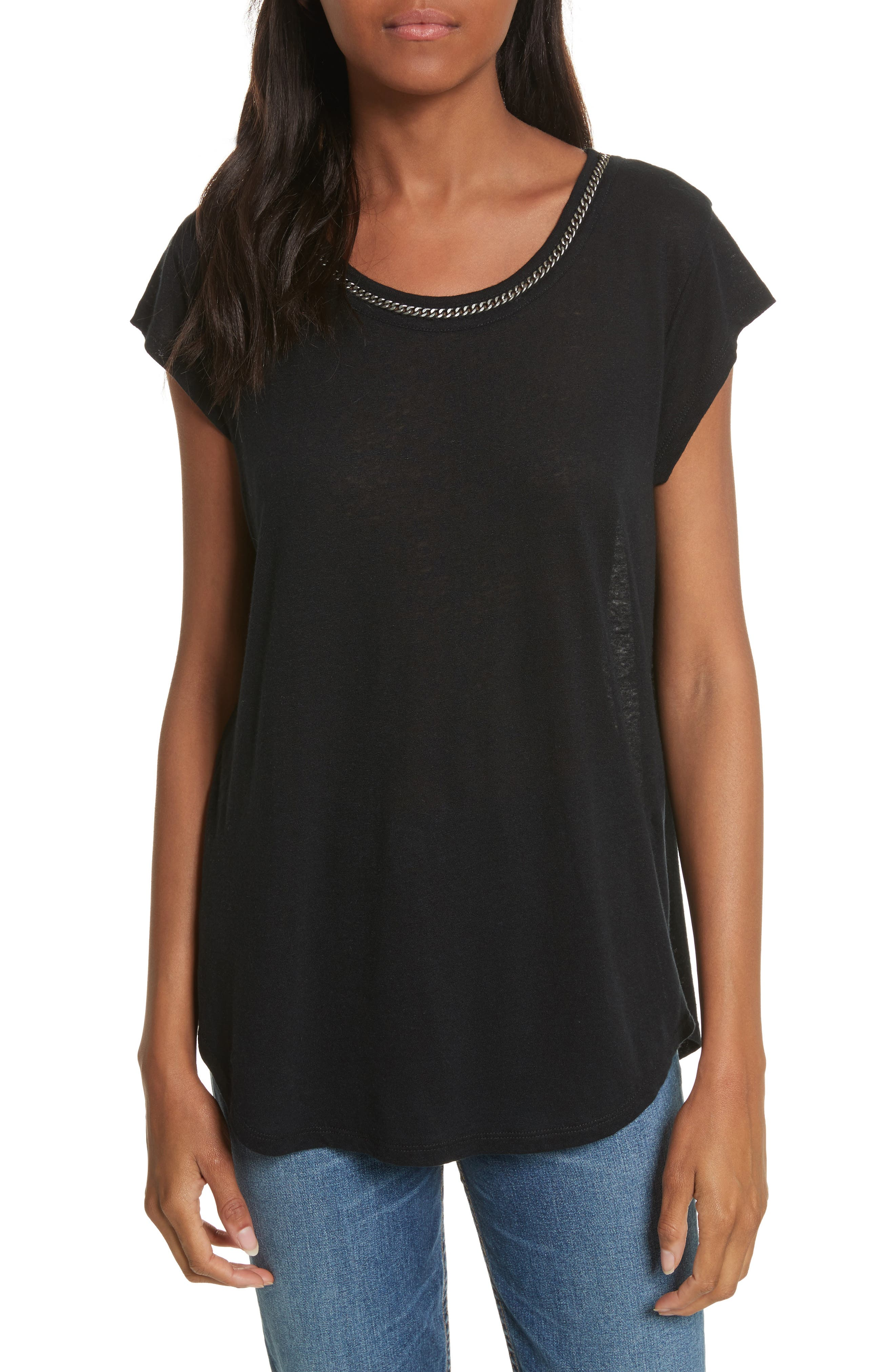 Alternate Image 1 Selected - Joie Damani Knit Top