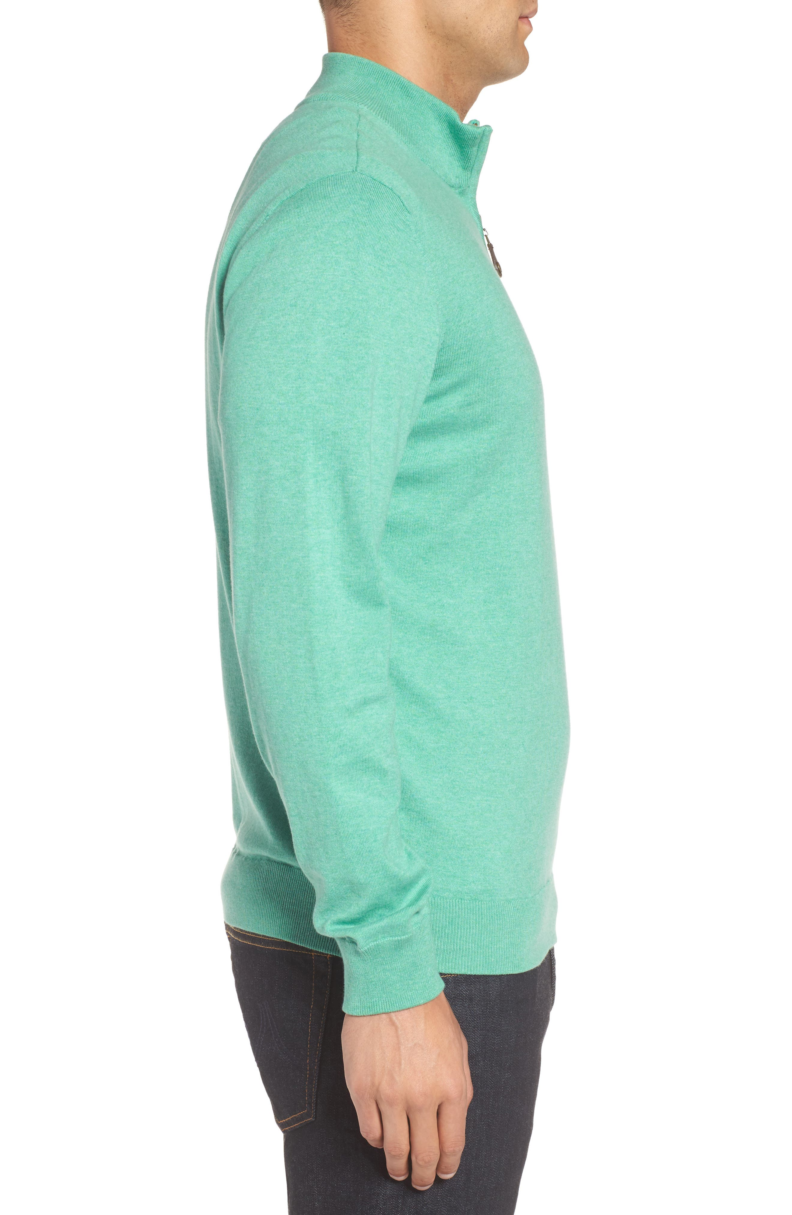 Alternate Image 3  - Southern Tide Marina Cay Quarter Zip Pullover
