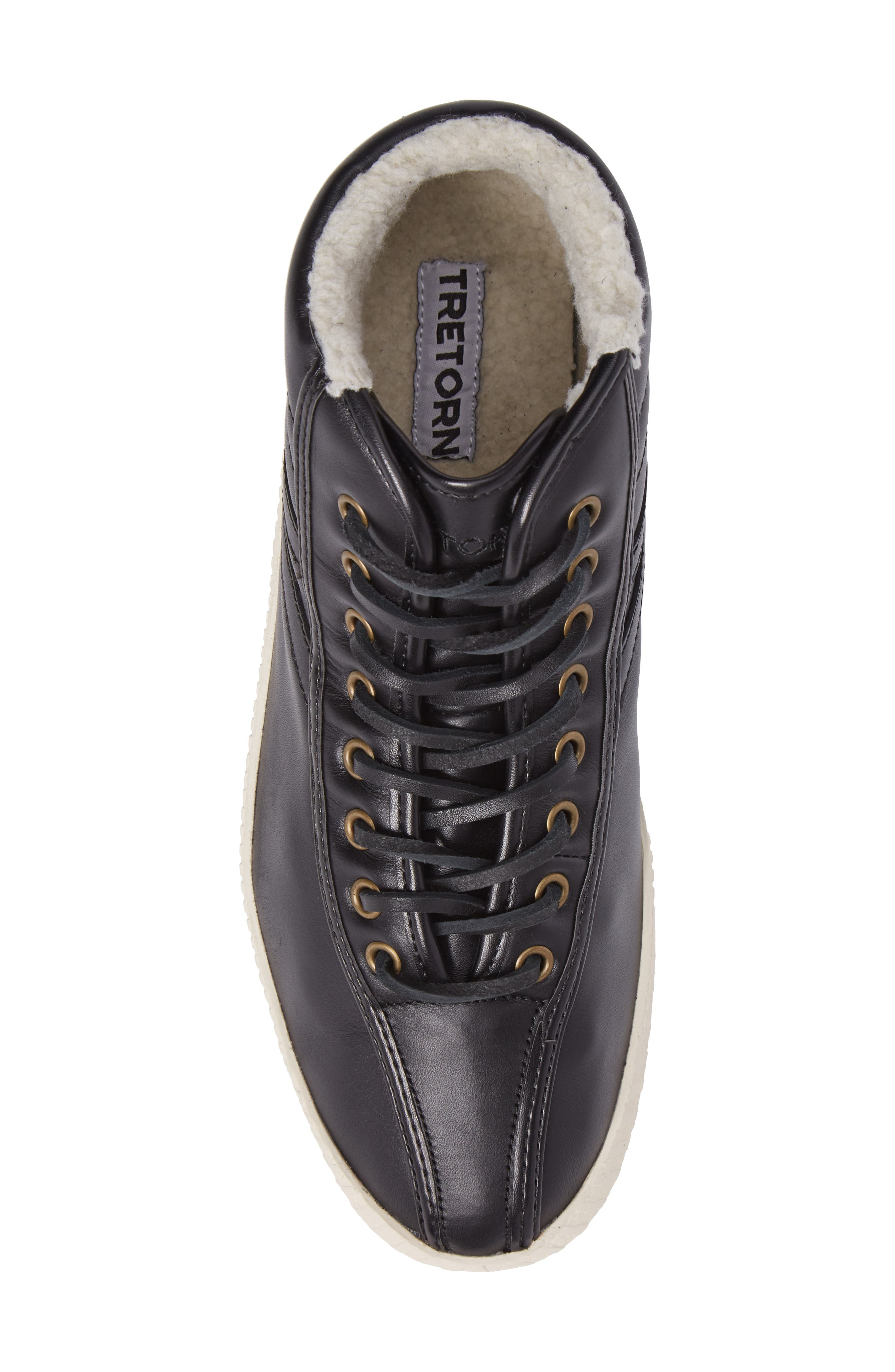 Alternate Image 5  - Tretorn Nylite Hi 2 Sneaker (Men)