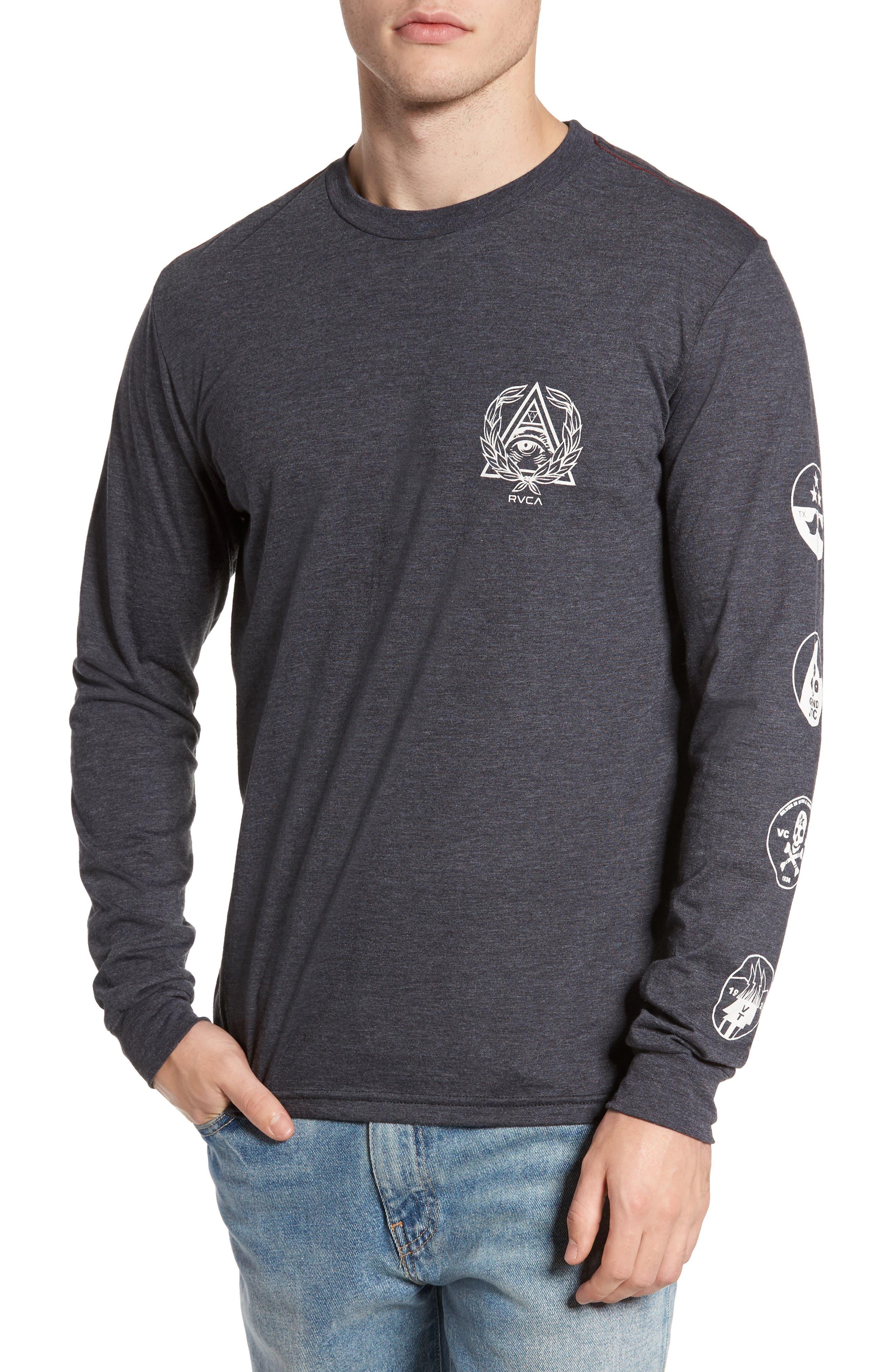 Alternate Image 1 Selected - RVCA Prigus Sport Team T-Shirt