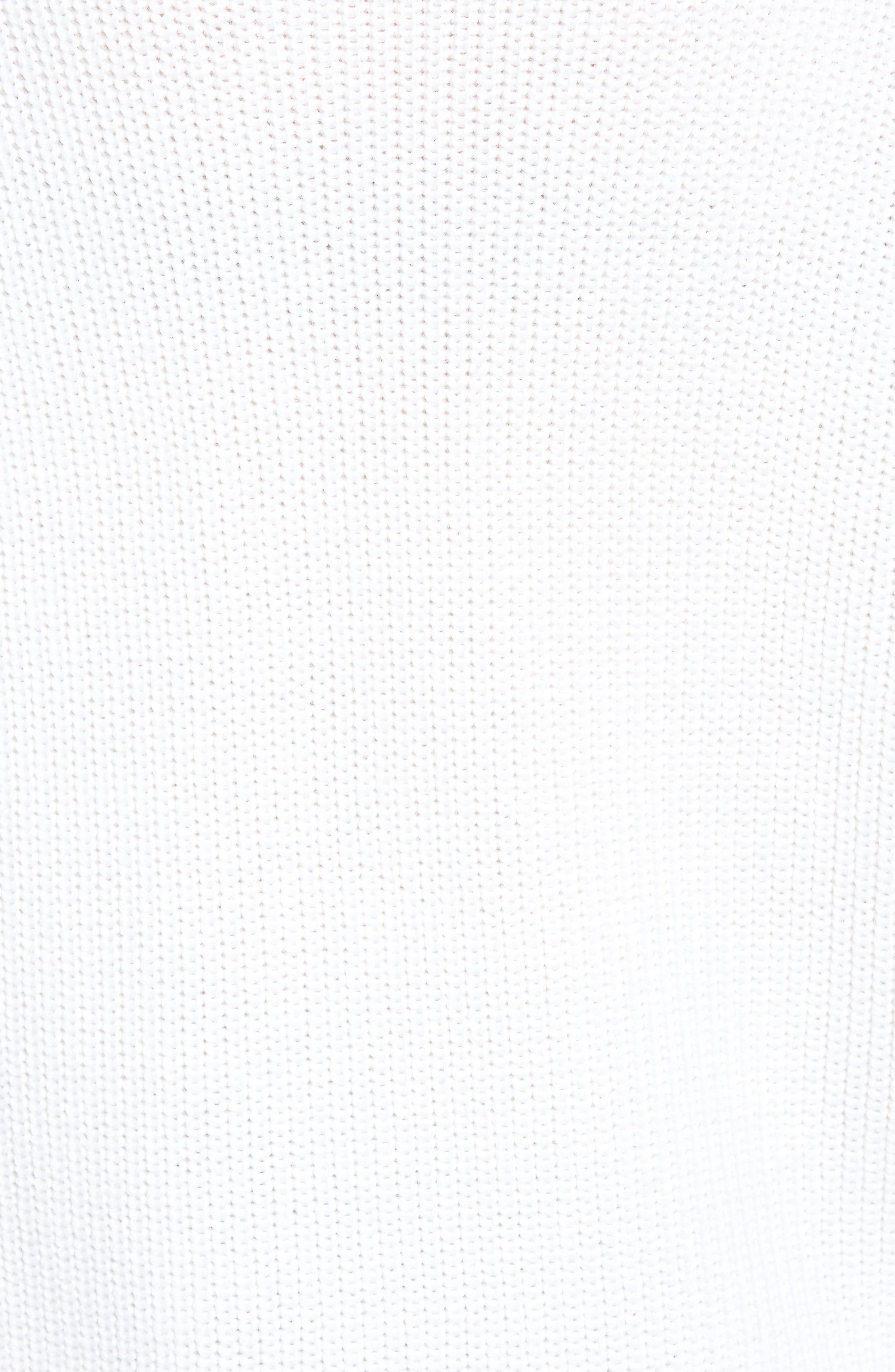 Alternate Image 5  - Ella Moss Gracey Mock Neck Sweater