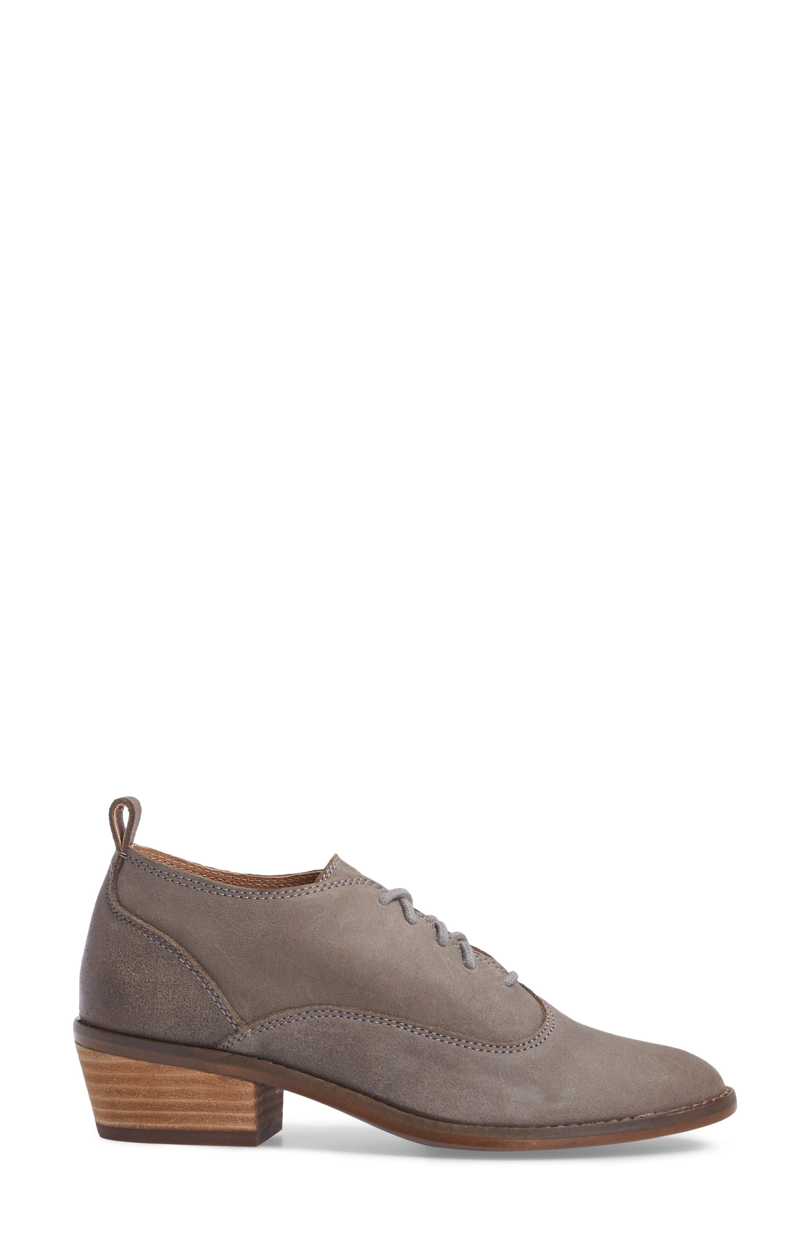 Alternate Image 3  - Lucky Brand Fantine Lace-Up Bootie (Women)