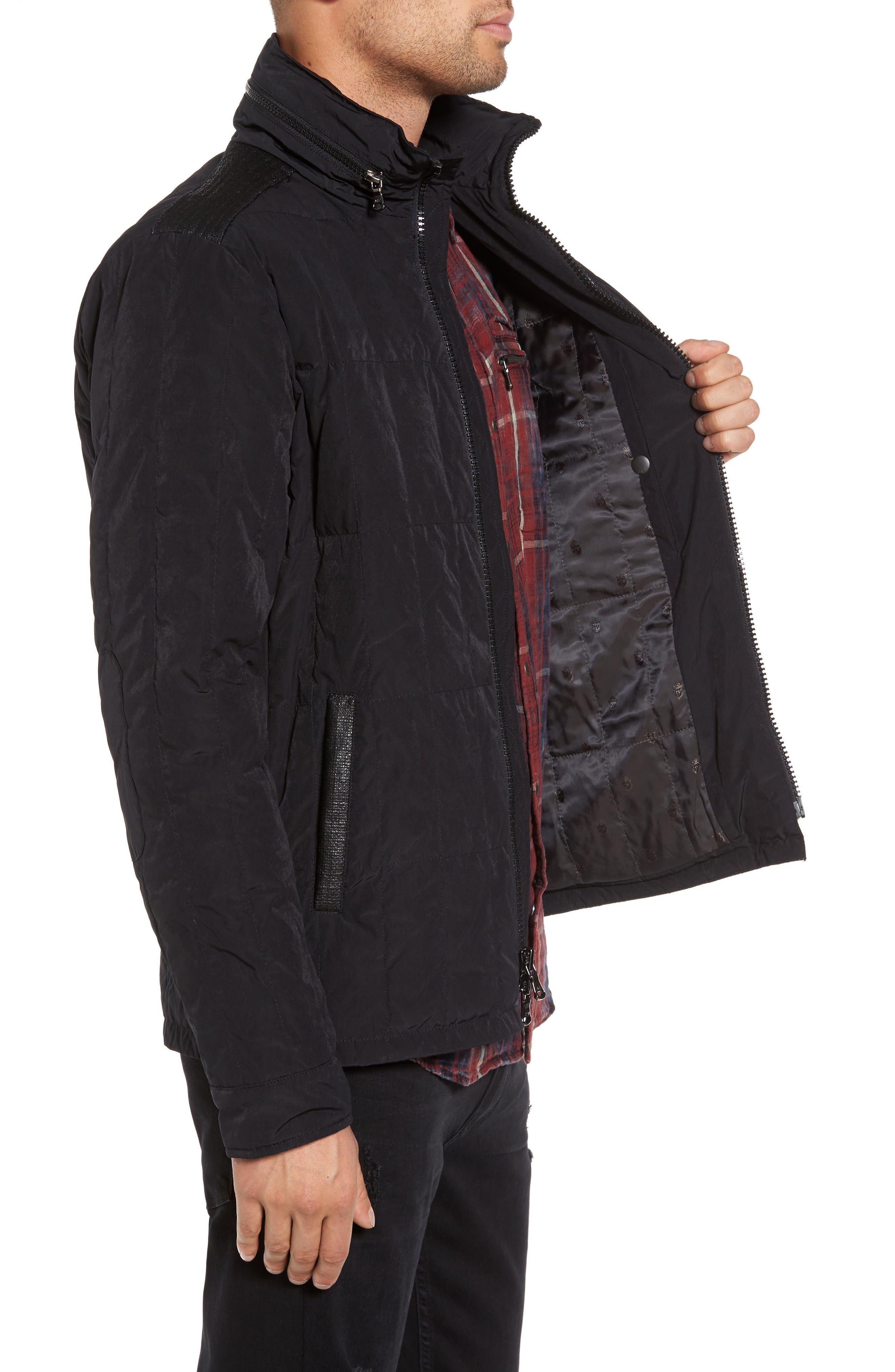 Alternate Image 3  - John Varvatos Star USA Quilted Down Jacket