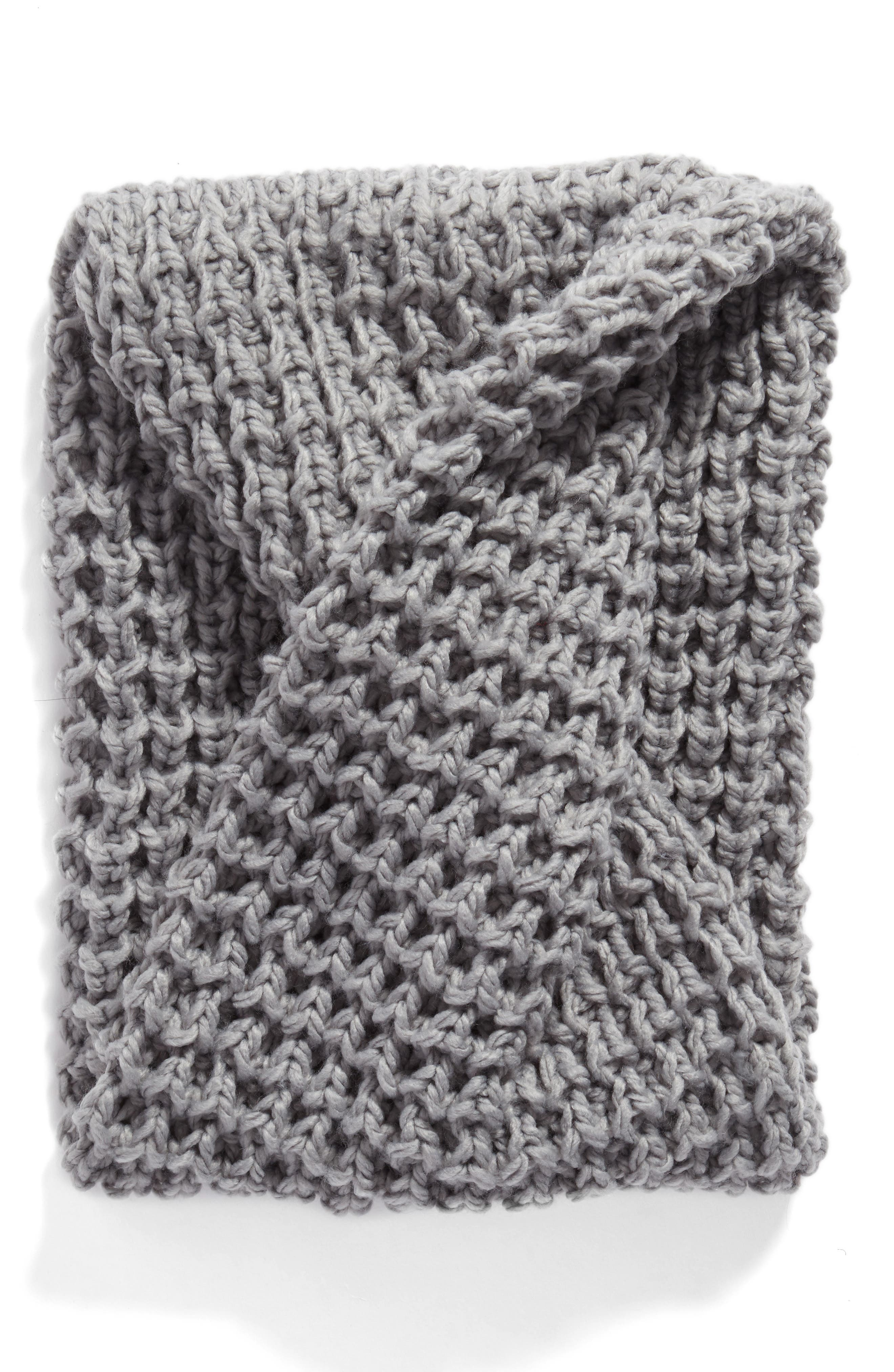 Alternate Image 3  - Rebecca Minkoff Chunky Tuck Infinity Scarf