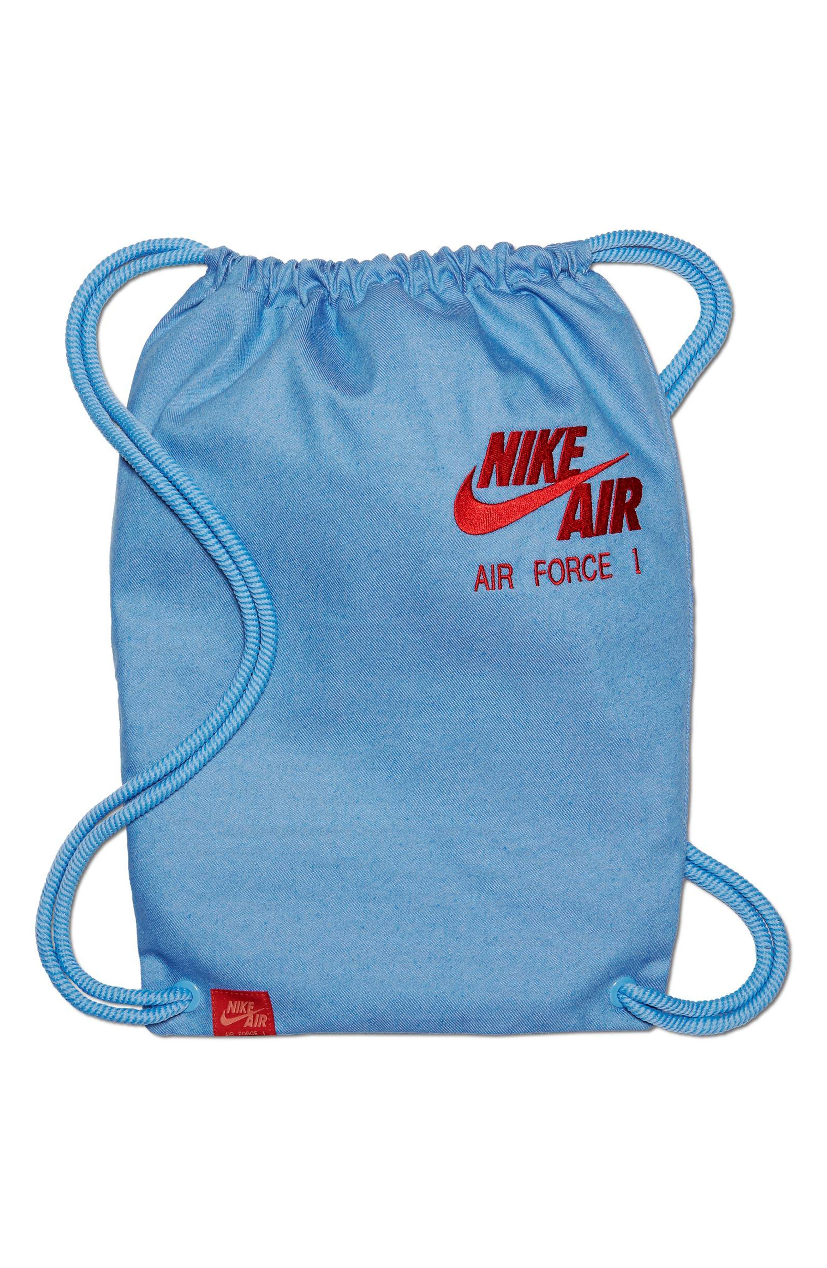 Alternate Image 10  - Nike Women's Air Force 1 Upstep LX Shoe (Women)