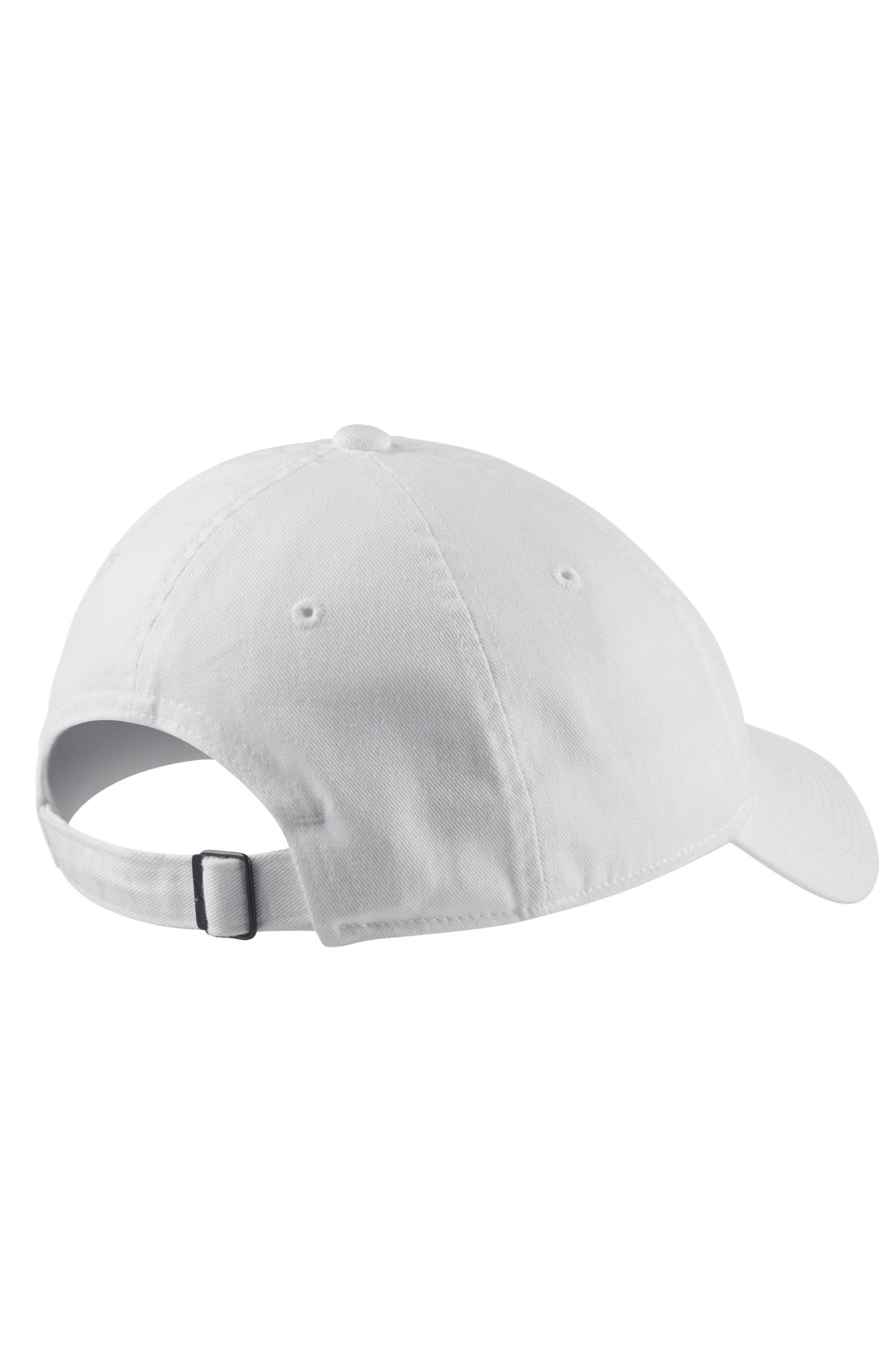 Alternate Image 2  - Nike Women's H86 Swoosh Hat