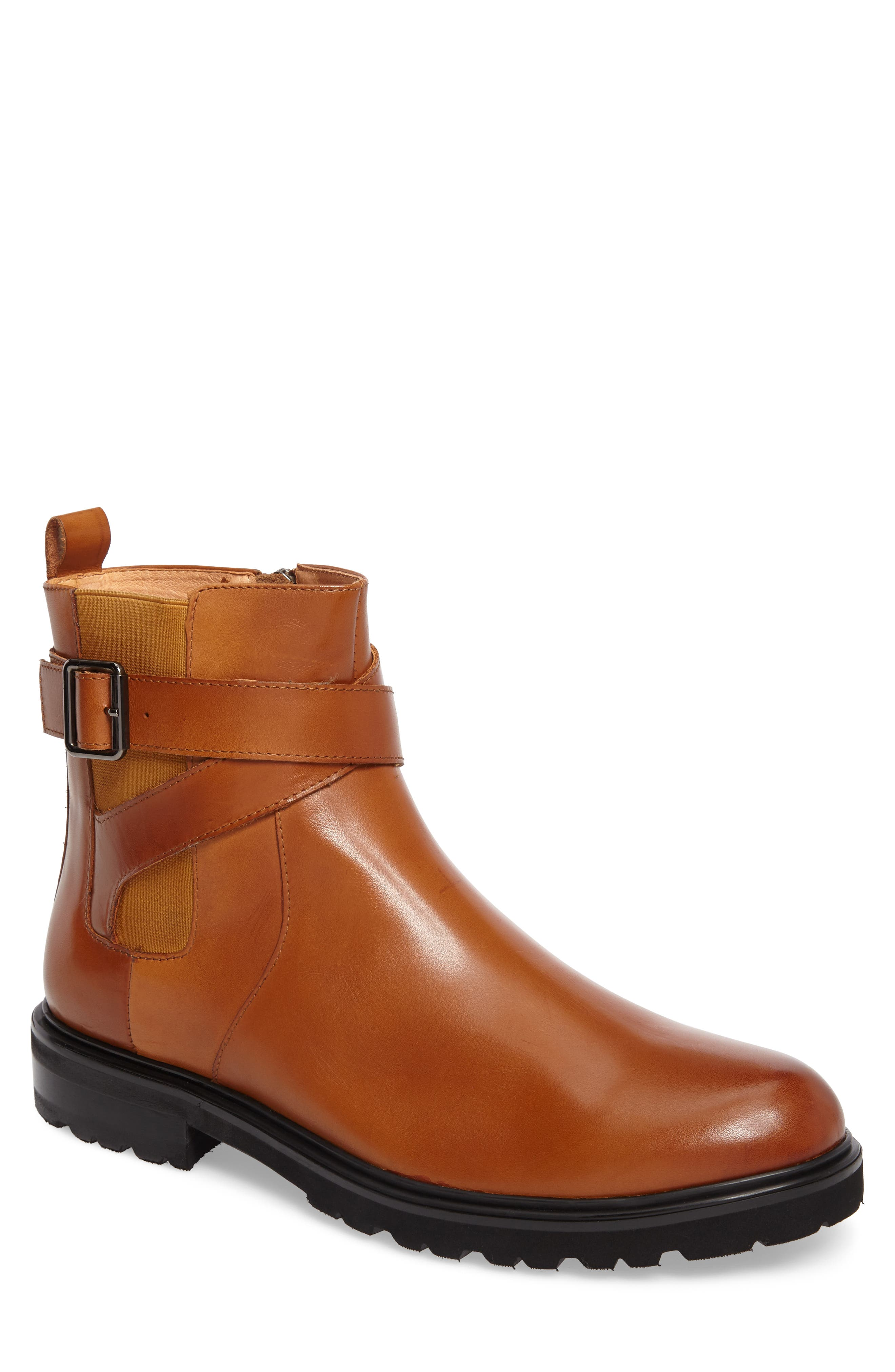 Zanzara Jamin Zip Boot (Men)