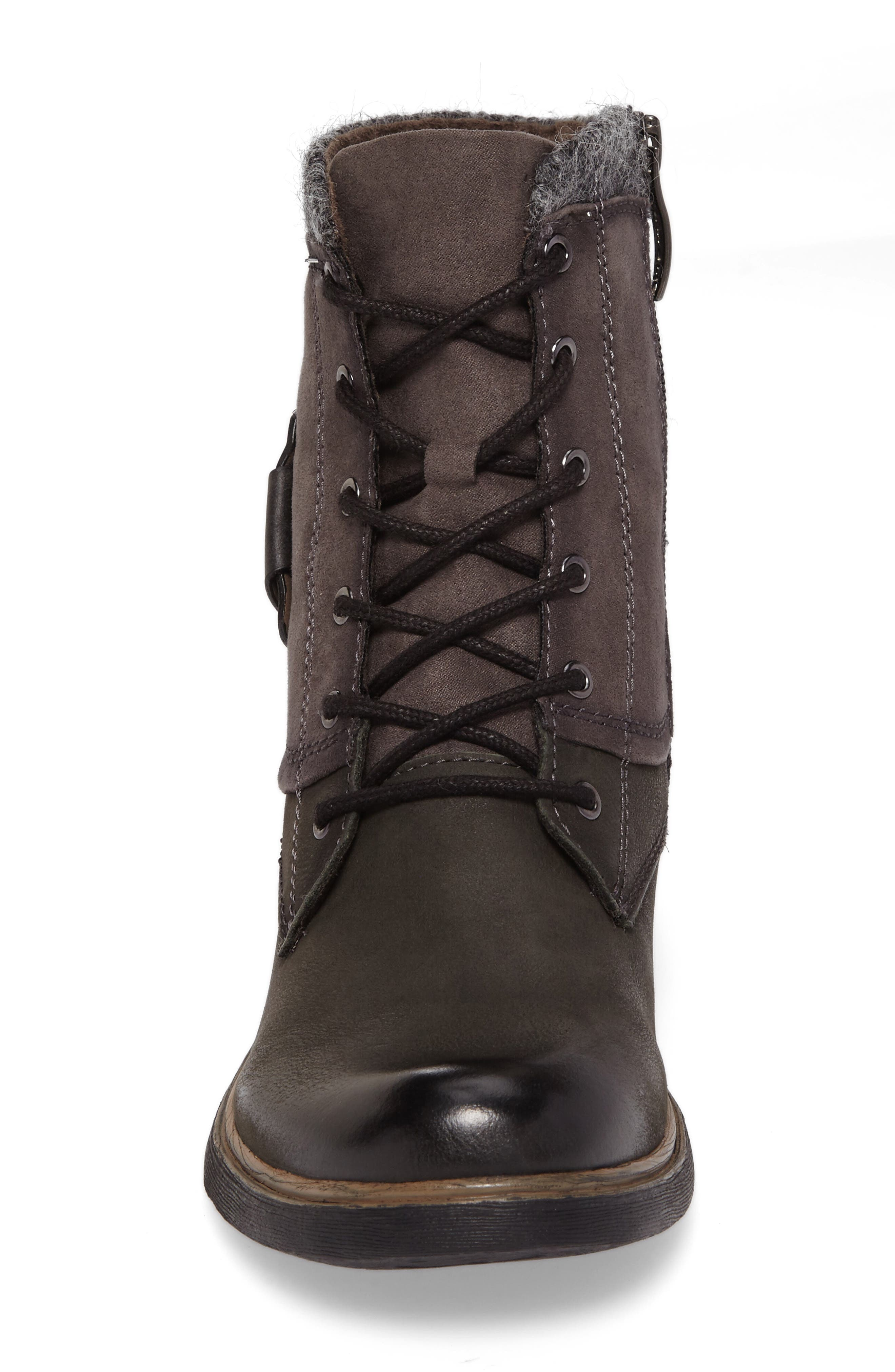 Alternate Image 4  - Tamaris Helios Lace-Up Bootie (Women)
