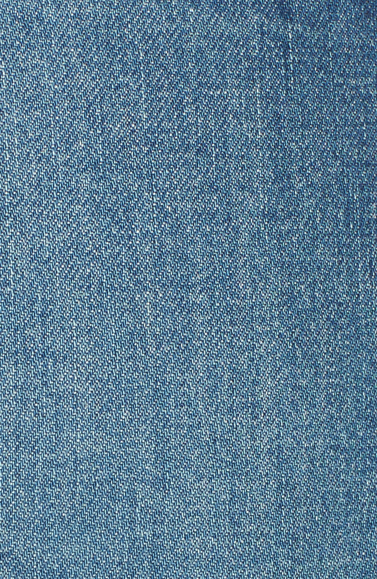Alternate Image 7  - Everlane The High Rise Skinny Ankle Jeans