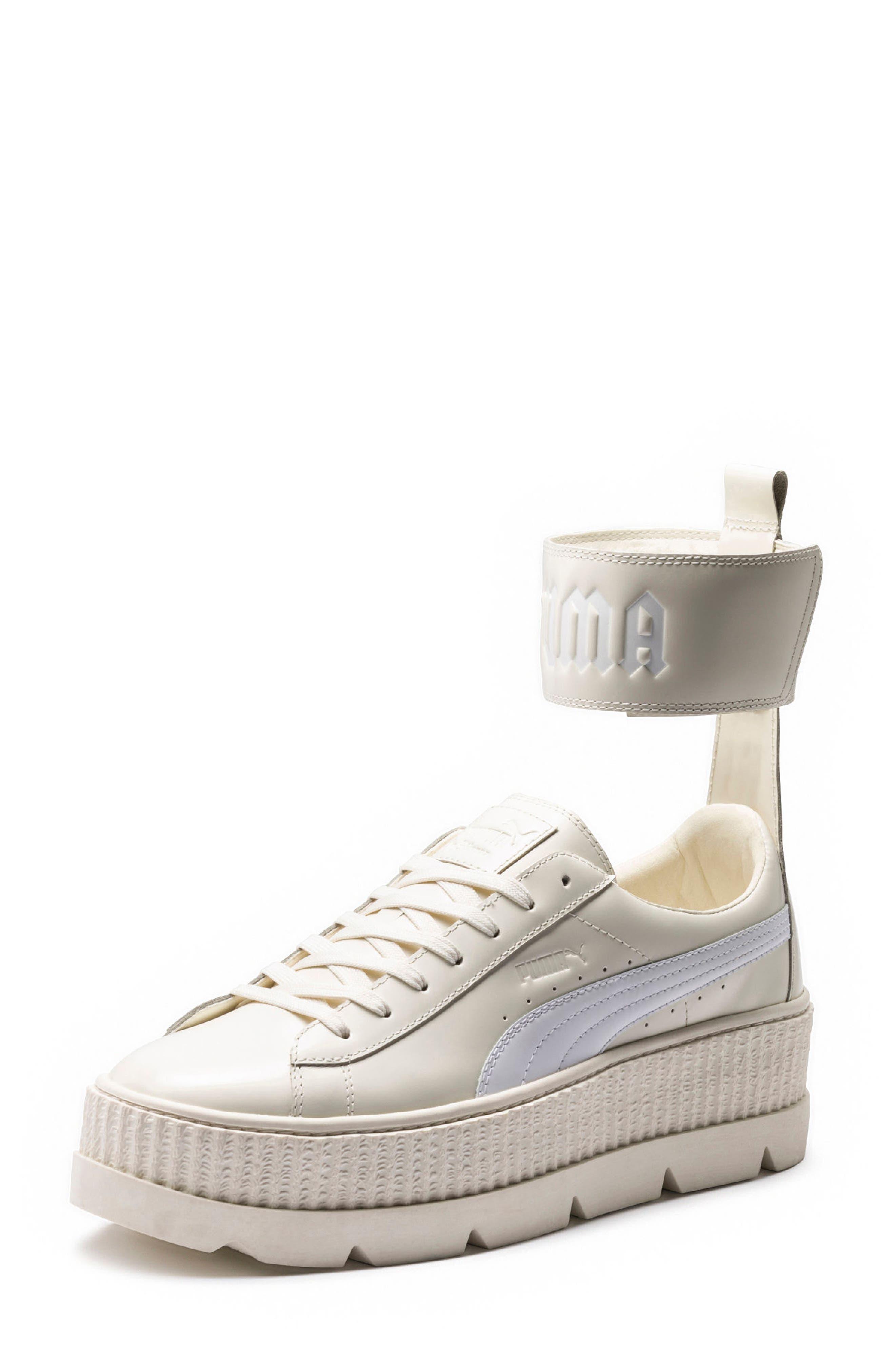FENTY PUMA by Rihanna Ankle Strap Creeper Sneaker (Women)