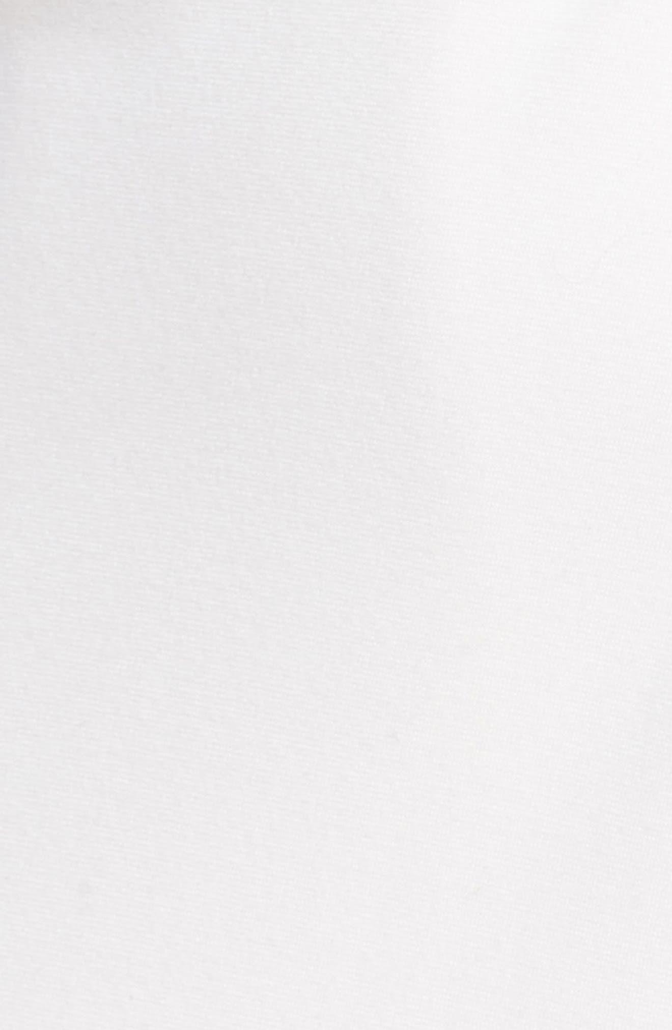 Alternate Image 6  - UGG® 'Blanche' Plush Shawl Collar Robe (Plus Size)