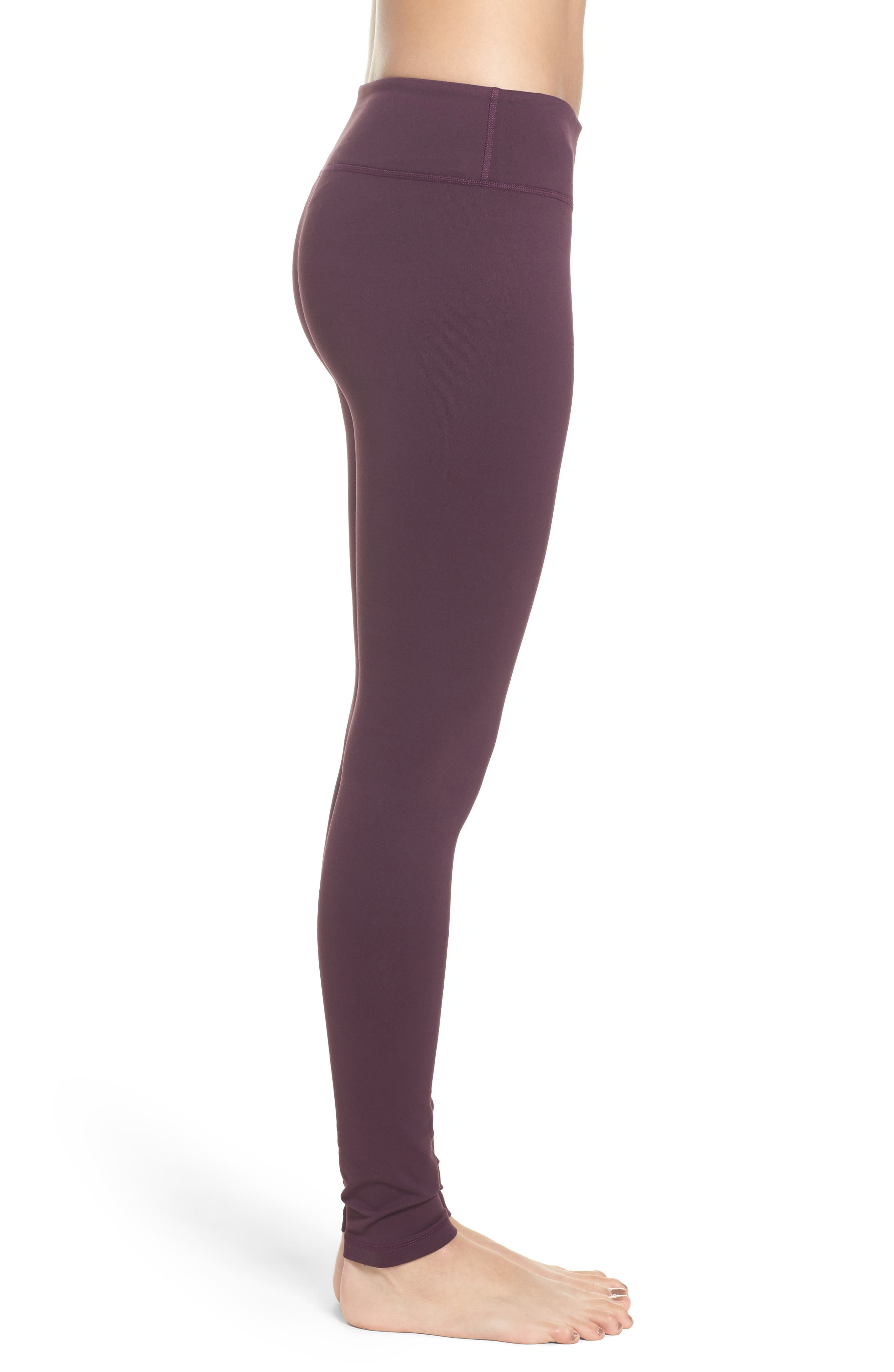 Alternate Image 3  - Zella Live In Slim Fit Leggings
