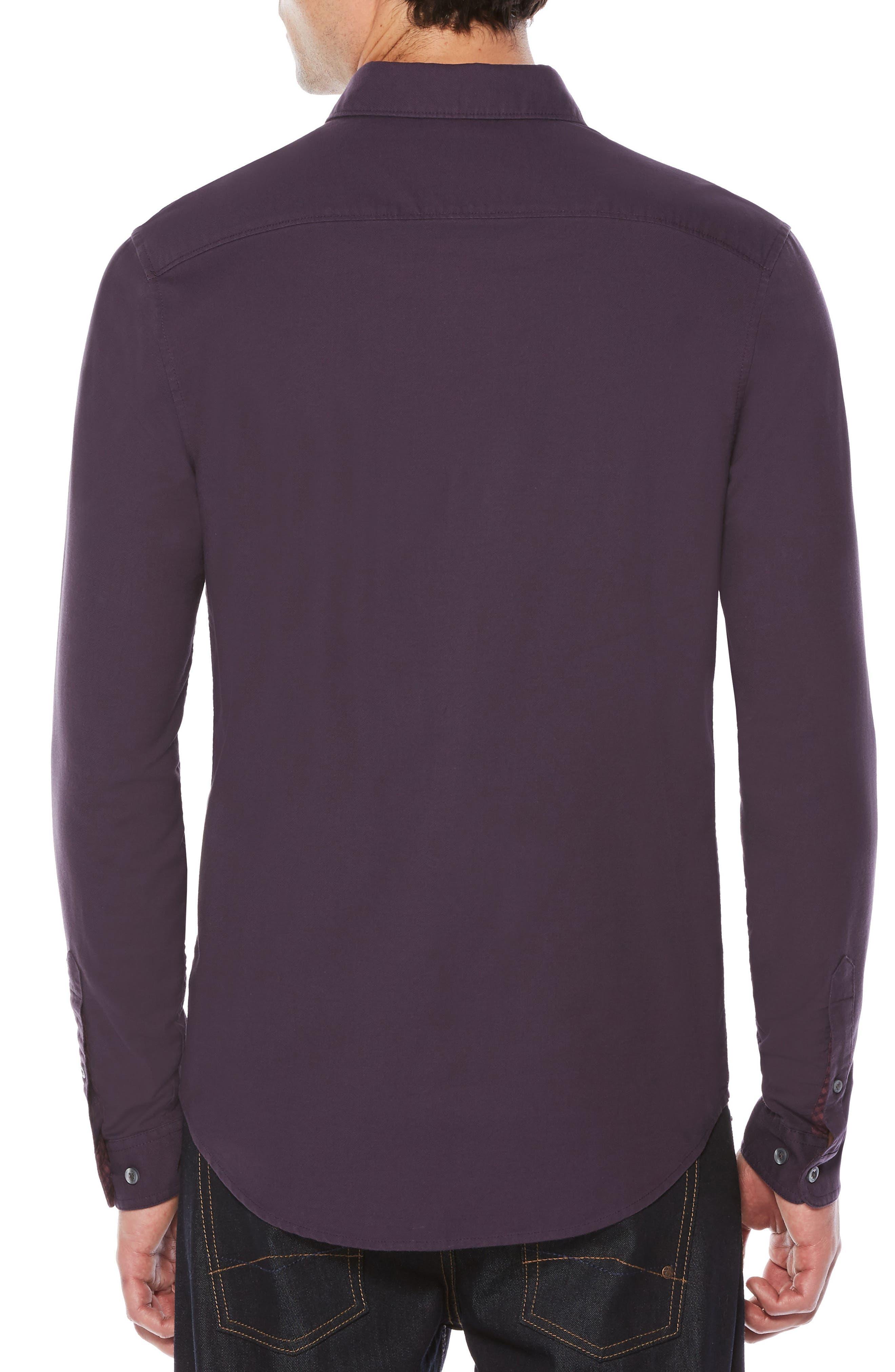 Alternate Image 2  - Original Penguin Basic Oxford Shirt