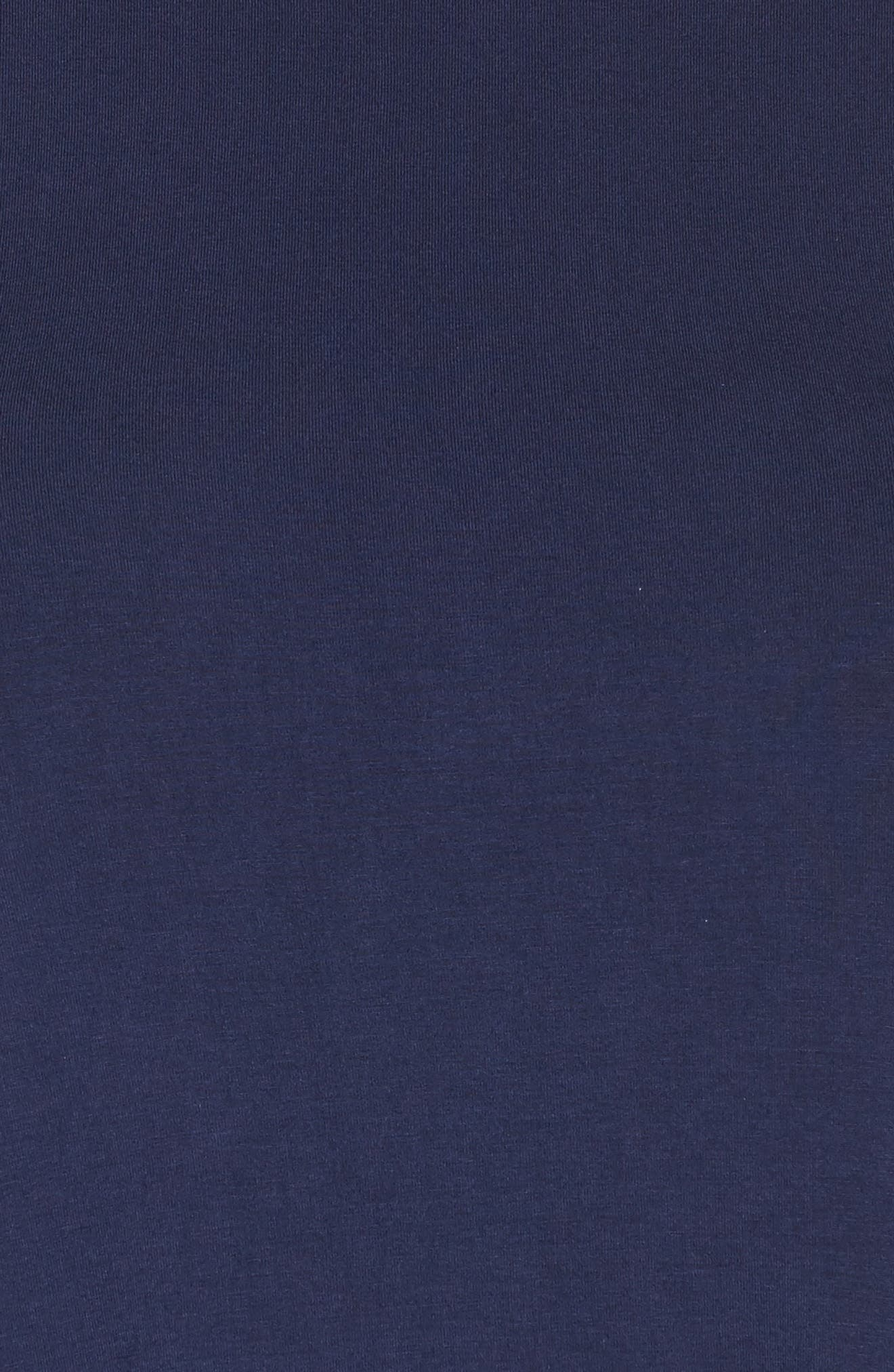 Alternate Image 5  - Sejour Swing Turtleneck Tunic (Plus Size)