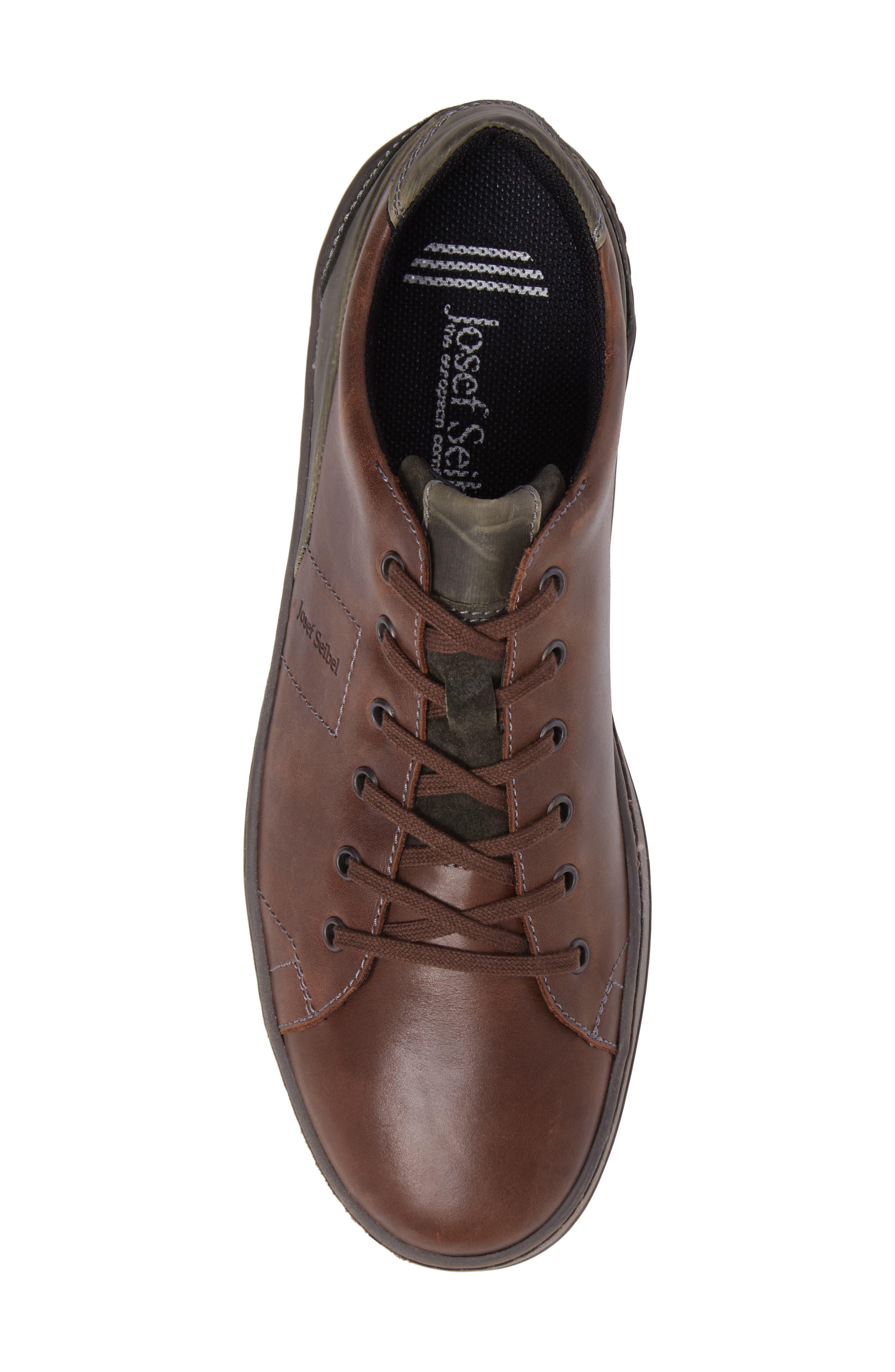 Alternate Image 5  - Josef Seibel Dresda 23 Sneaker (Men)