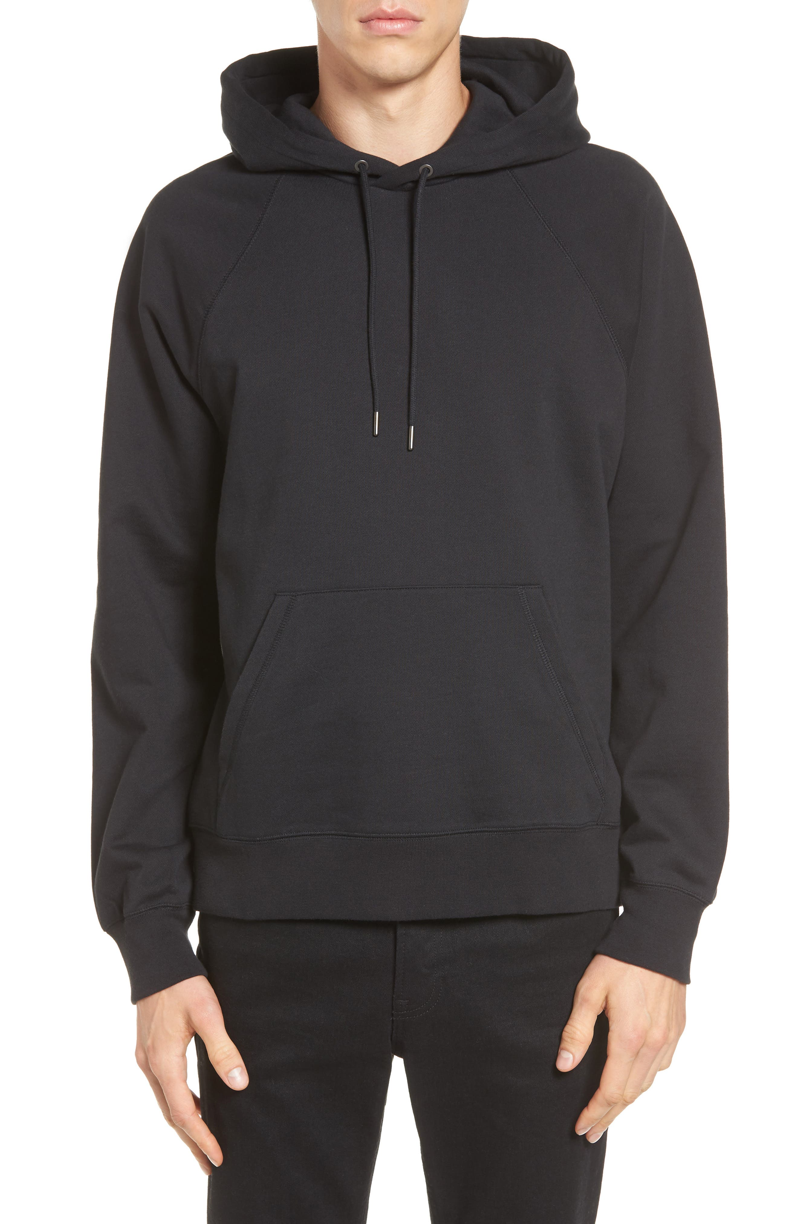 Alternate Image 1 Selected - Everlane The Classic French Terry Pullover Hoodie