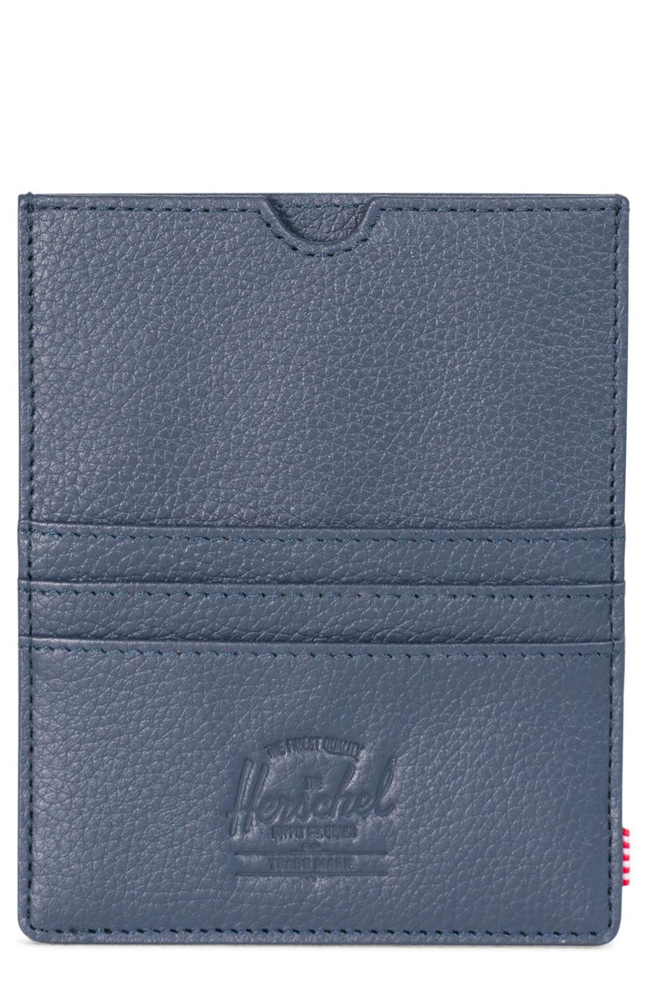 Herschel Supply Co. Eugene Leather Card Case