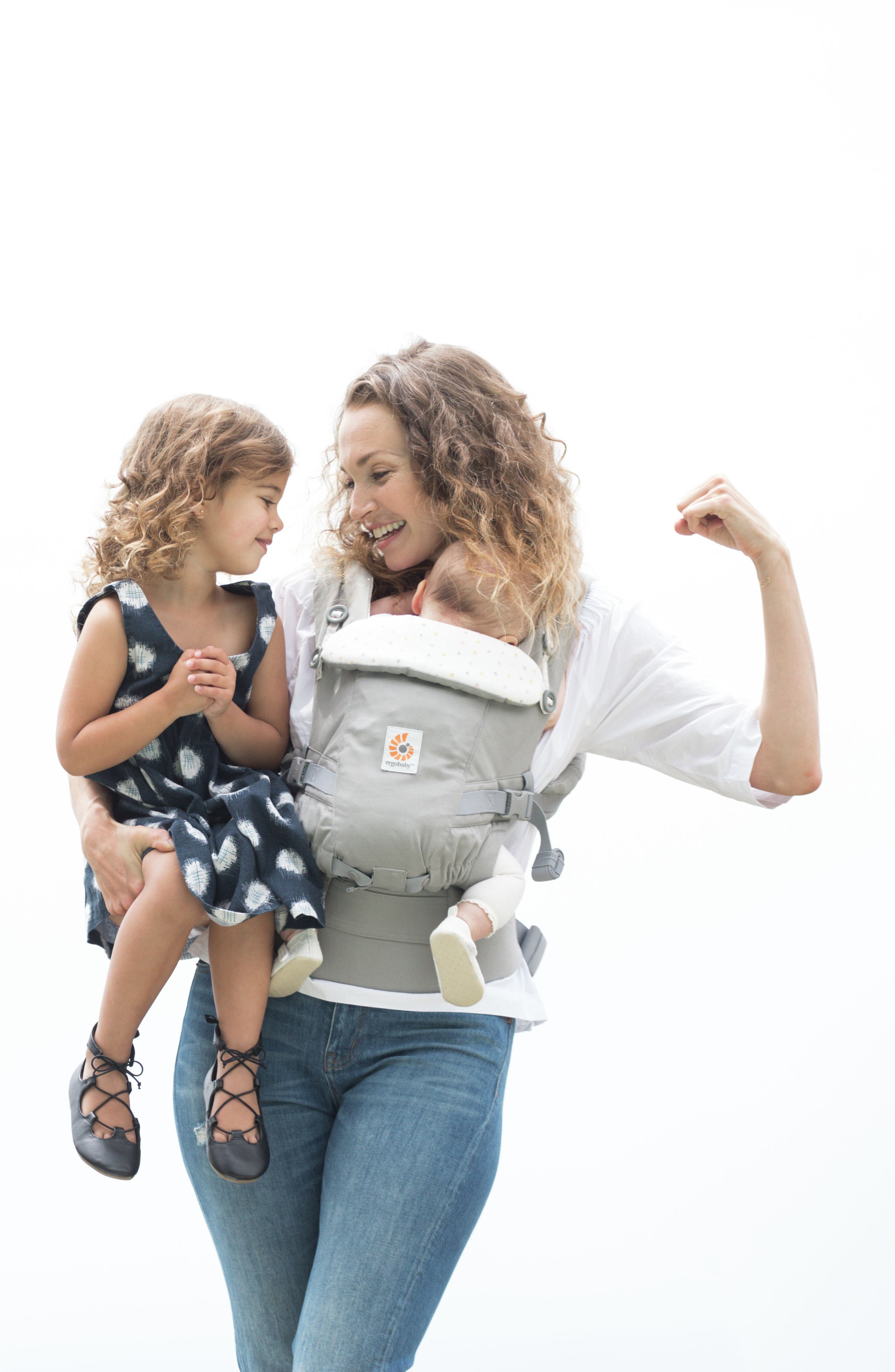 Three Position ADAPT Baby Carrier,                             Alternate thumbnail 4, color,                             Confetti