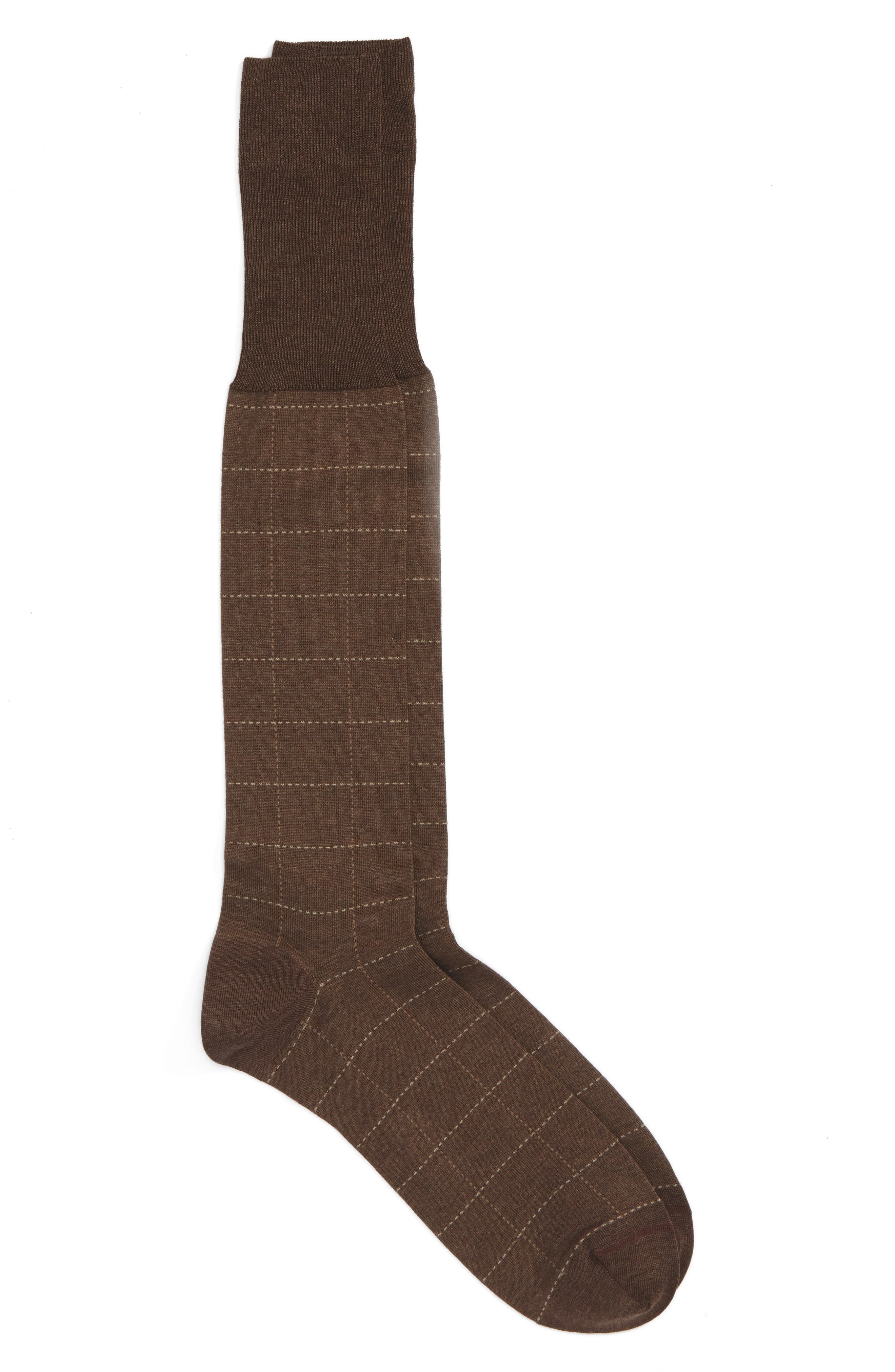 Main Image - John W. Nordstrom® Broken Grid Socks