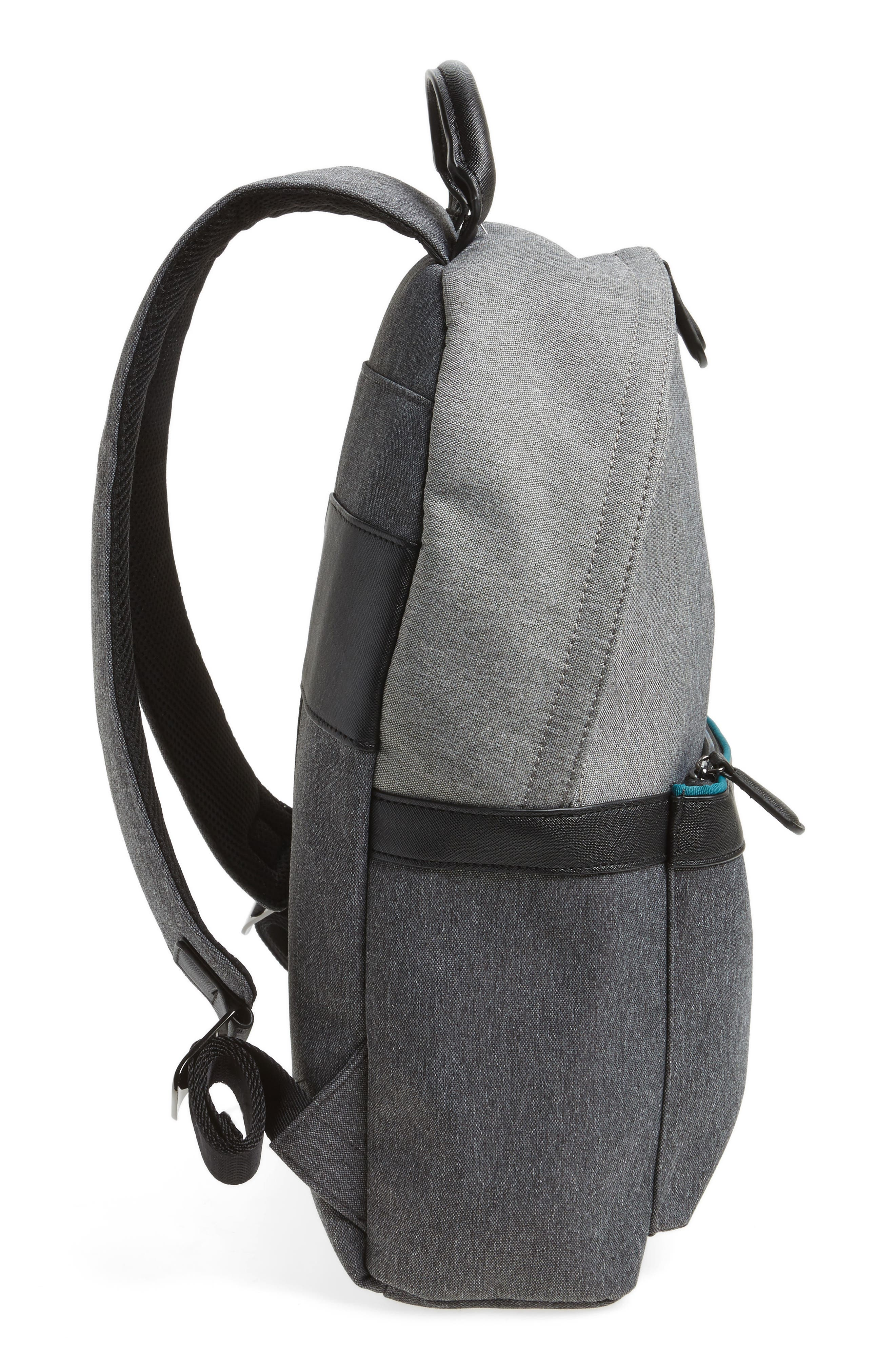 Zirabi Backpack,                             Alternate thumbnail 5, color,                             Grey