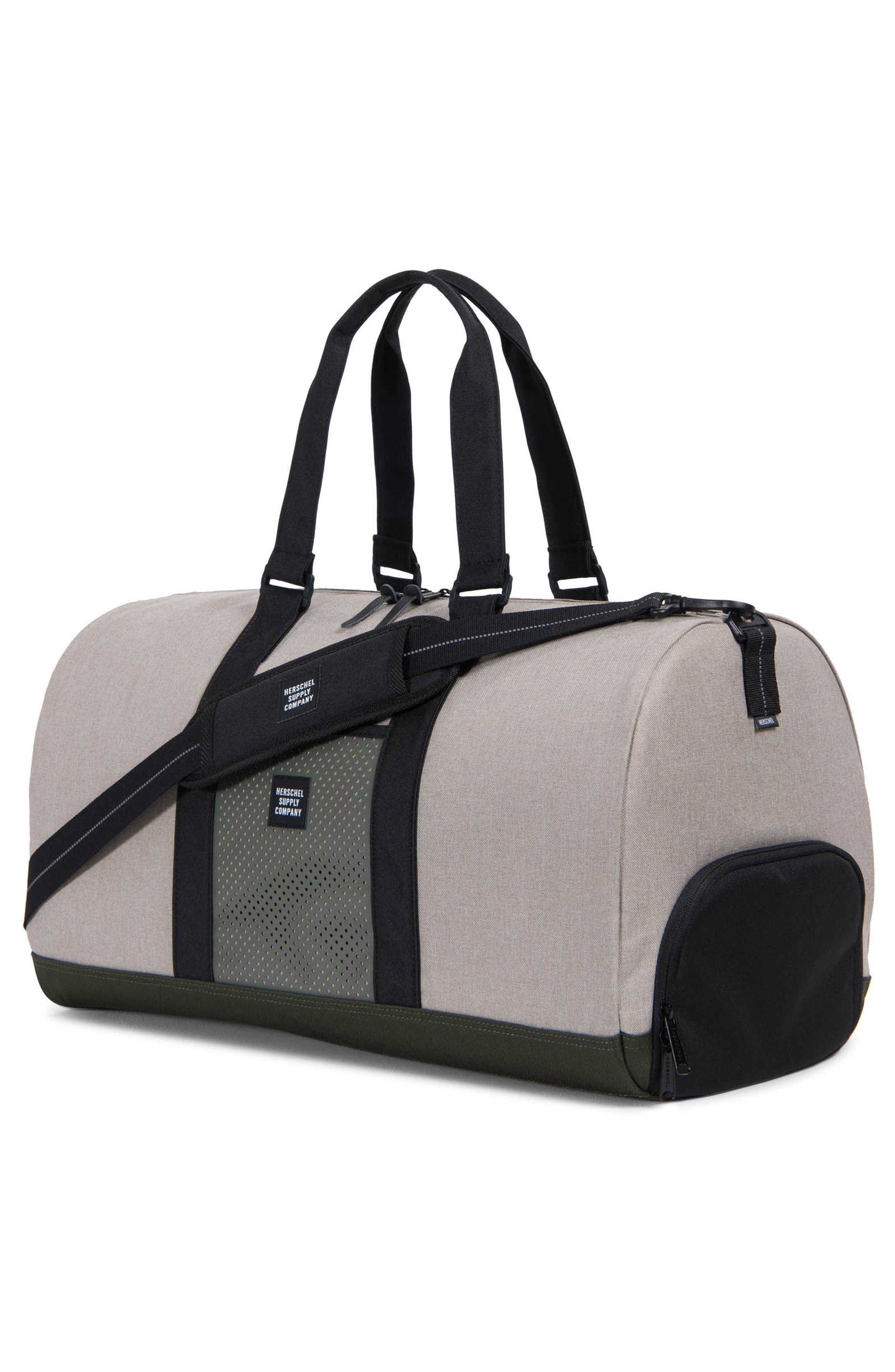 Alternate Image 3  - Herschel Supply Co. 'Novel - Aspect' Duffel Bag