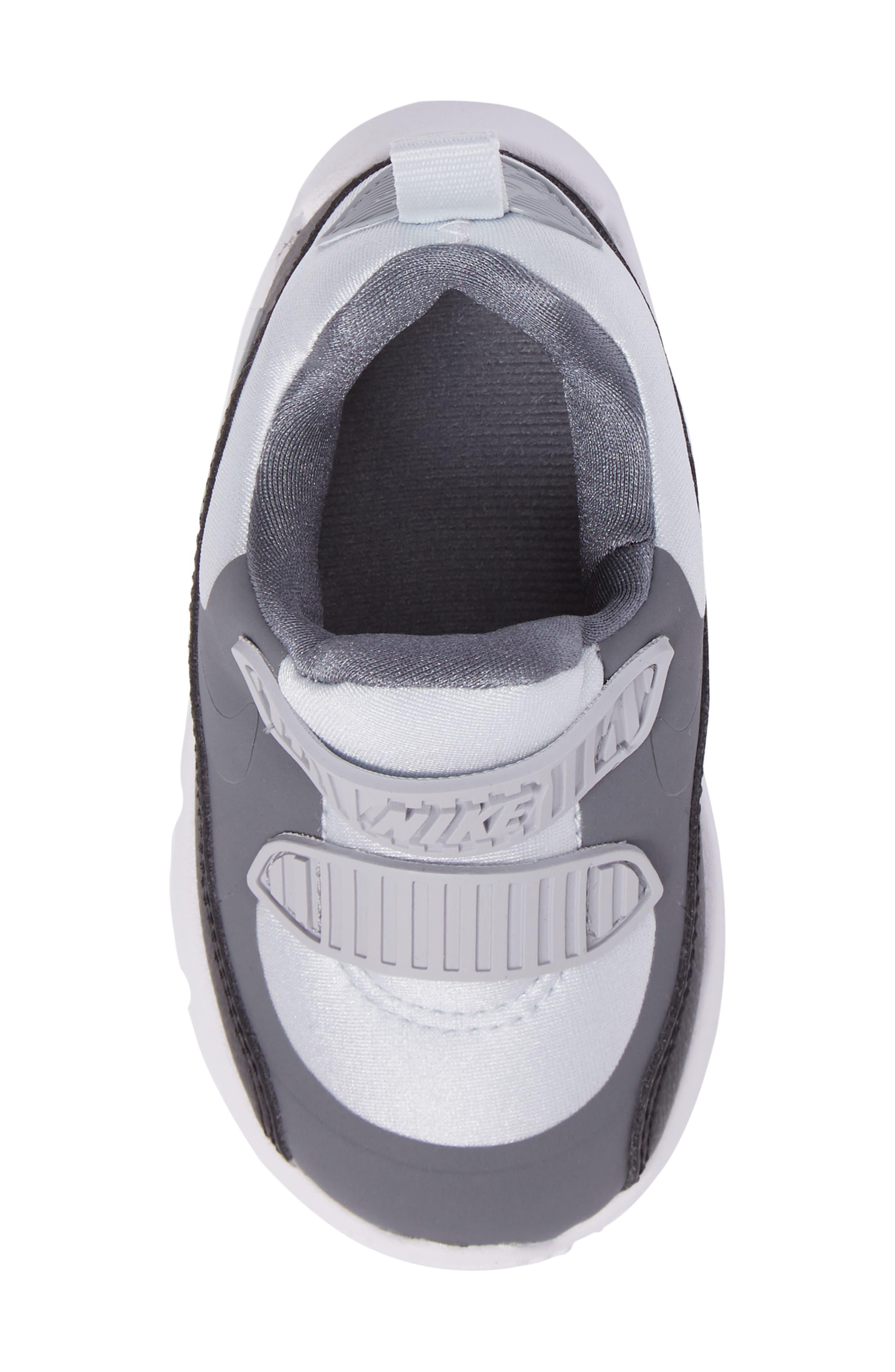 Alternate Image 5  - Nike Air Max Tiny 90 Sneaker (Baby, Walker & Toddler)