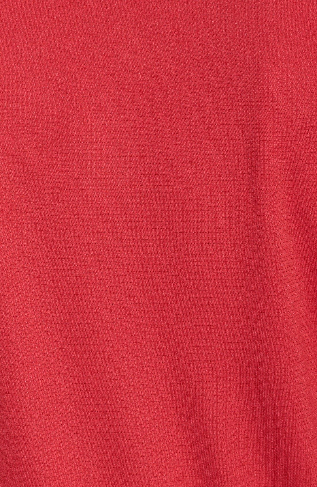 San Francisco 49ers - Genre DryTec Moisture Wicking Polo,                             Alternate thumbnail 3, color,                             Cardinal Red