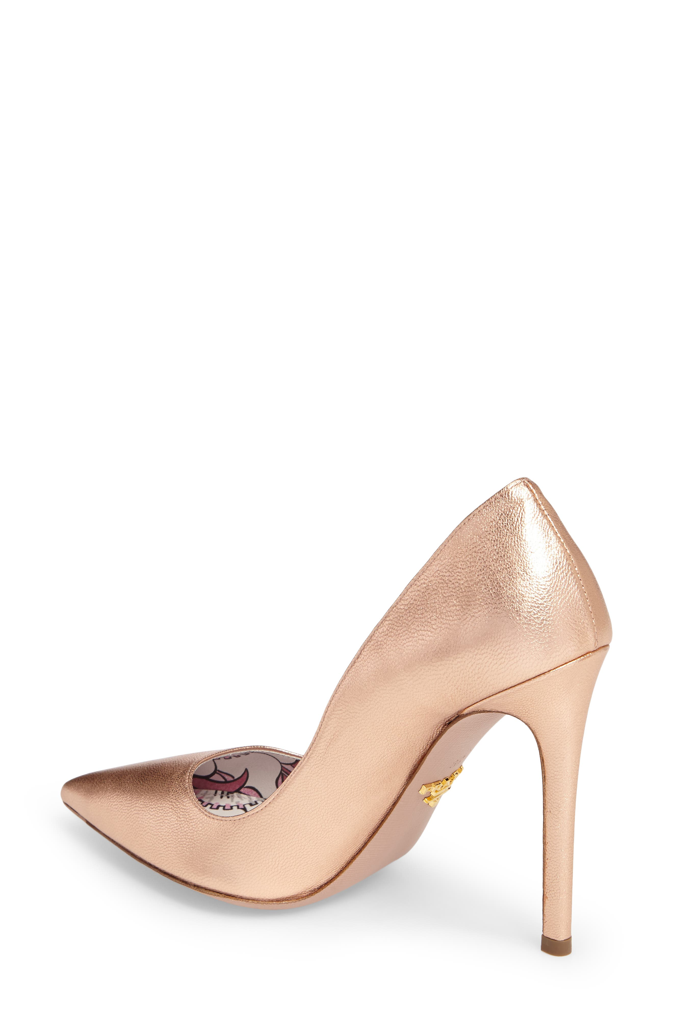 Alternate Image 2  - Prada Pointy Toe Pump (Women)