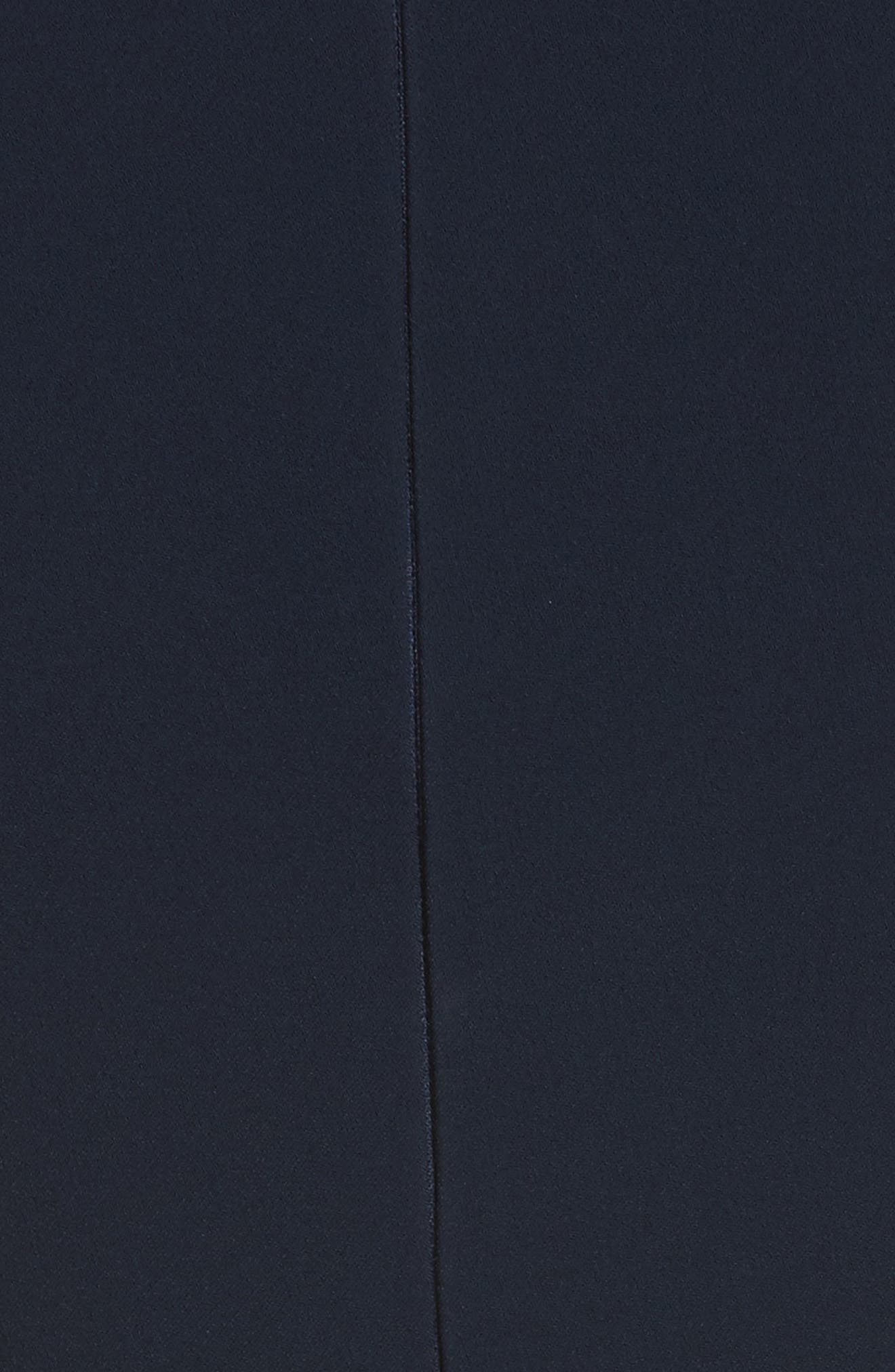 Alternate Image 5  - Jonathan Simkhai Lace-Up Crepe Dress