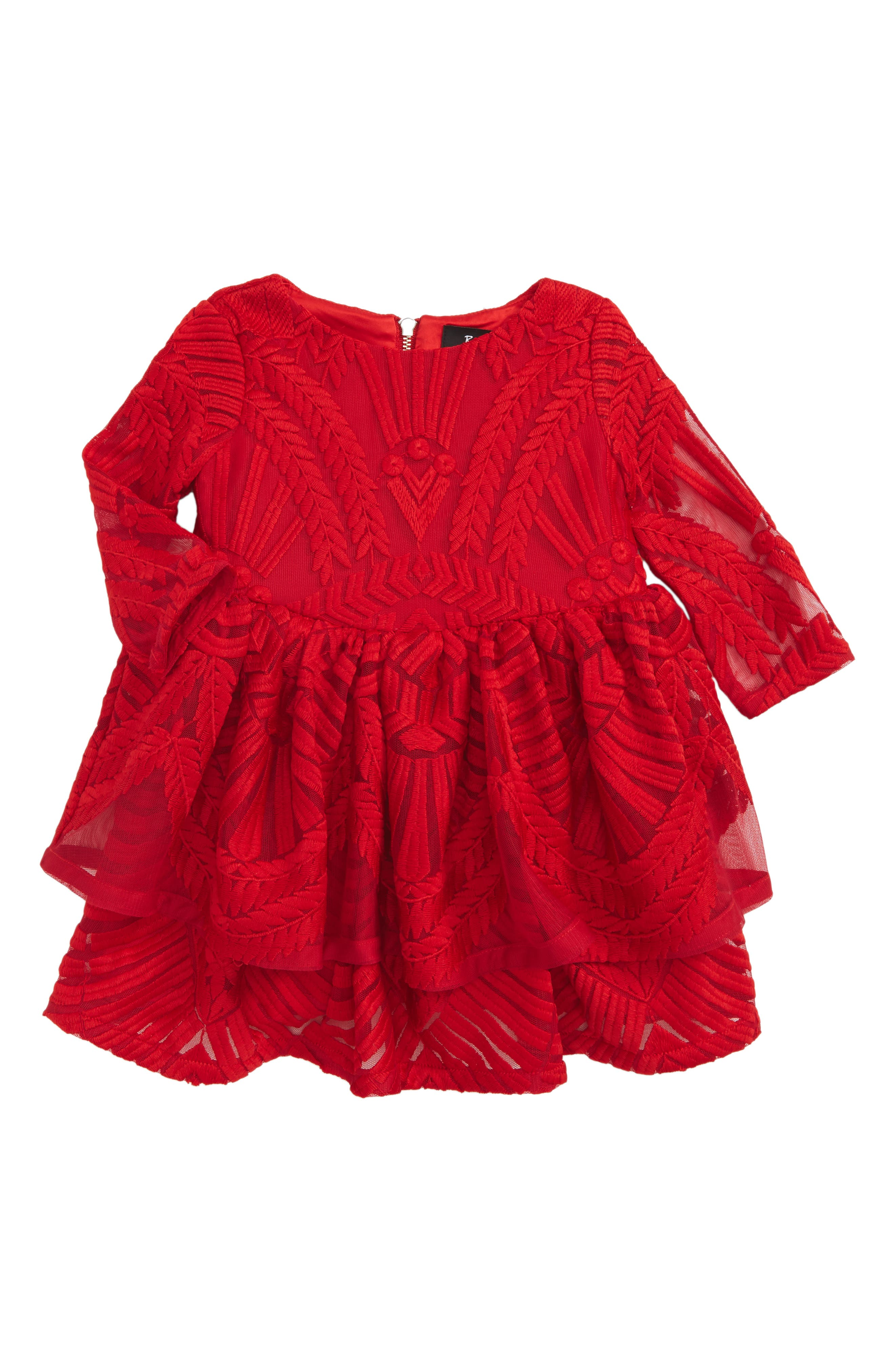 Bardot Junior Lunar Lace Dress (Baby Girls & Toddler Girls)