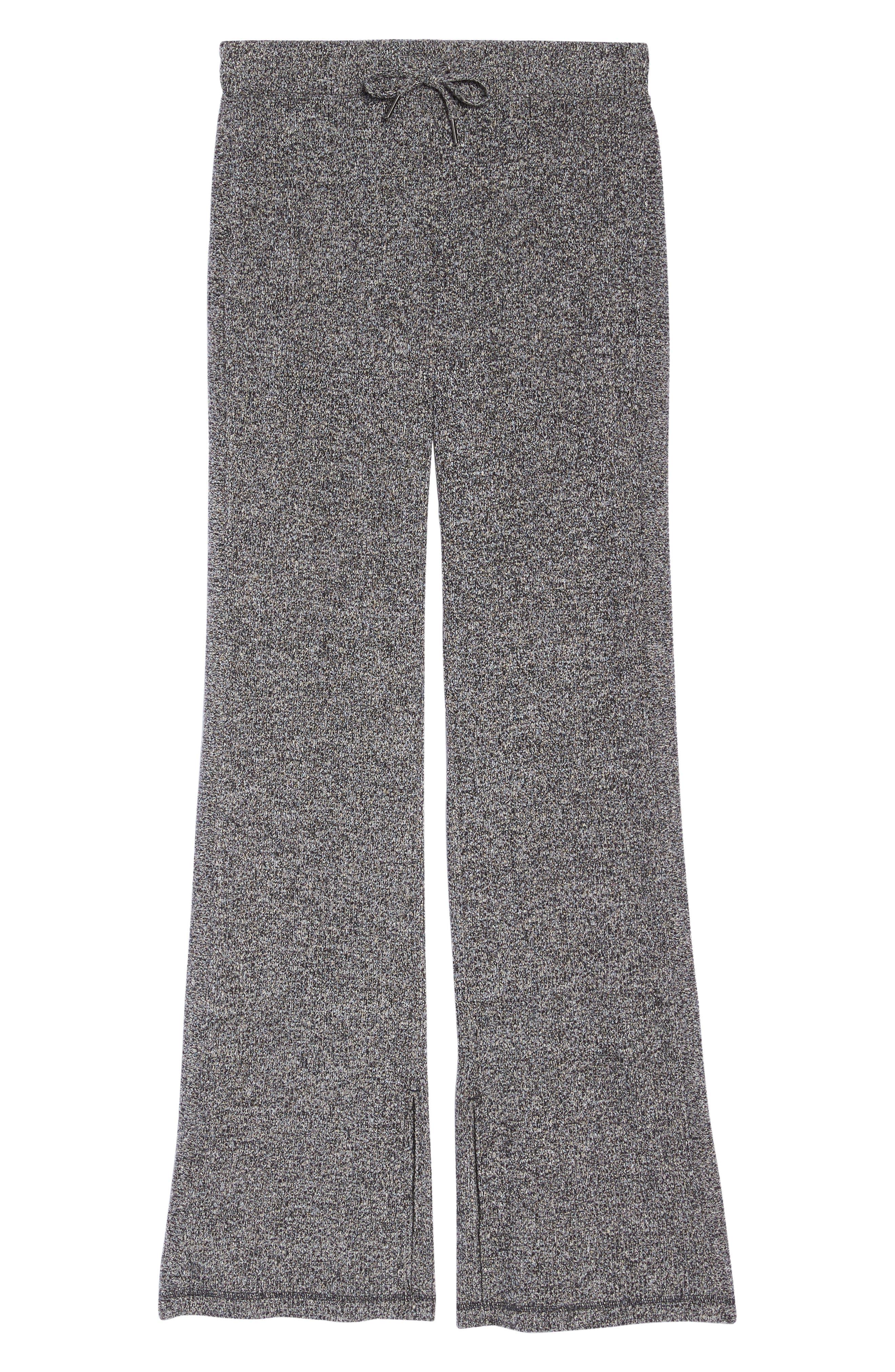 Alternate Image 6  - Zella Mantra Ribbed Flare Pants