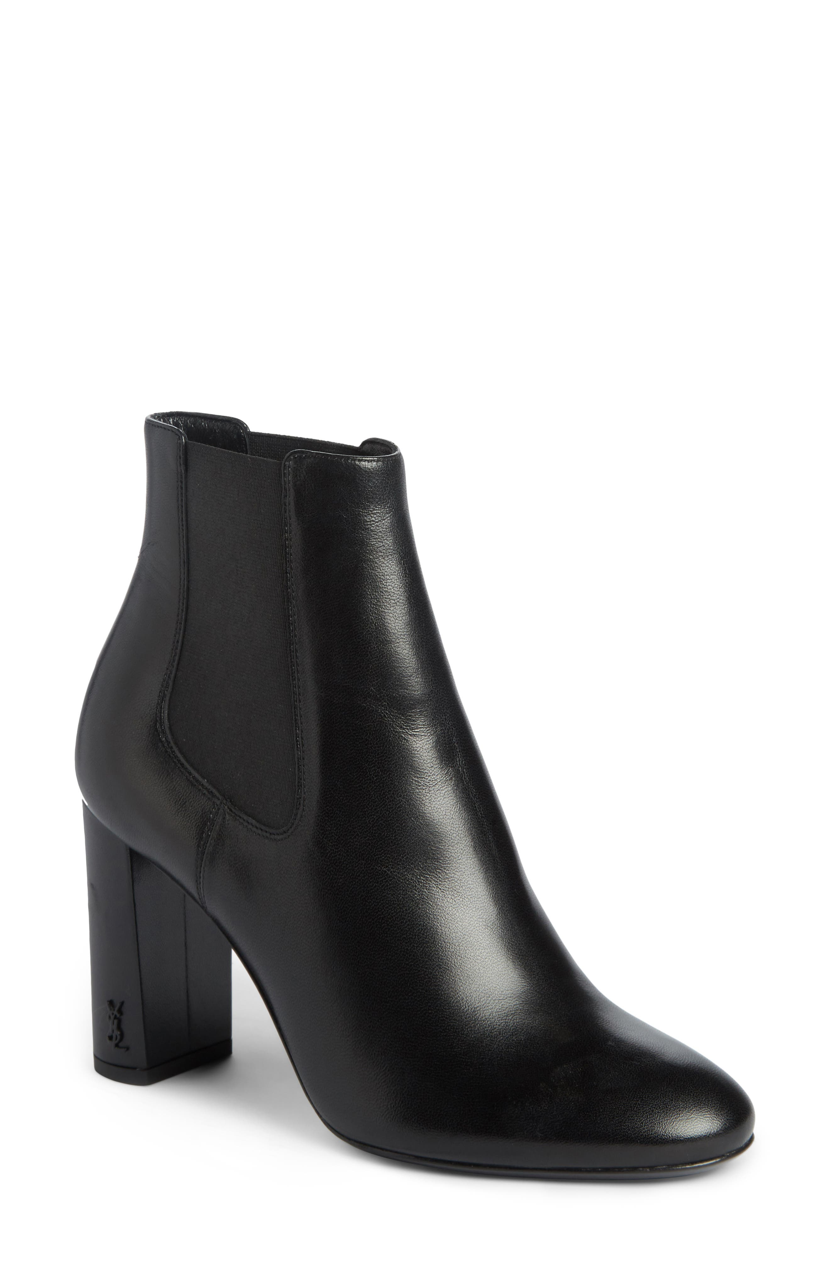 Buy Cheap Saint Laurent Women Ankle Boot Ankle Boots Saint Laurent womens Black SAINT LAURENT Womens Ankle Boots