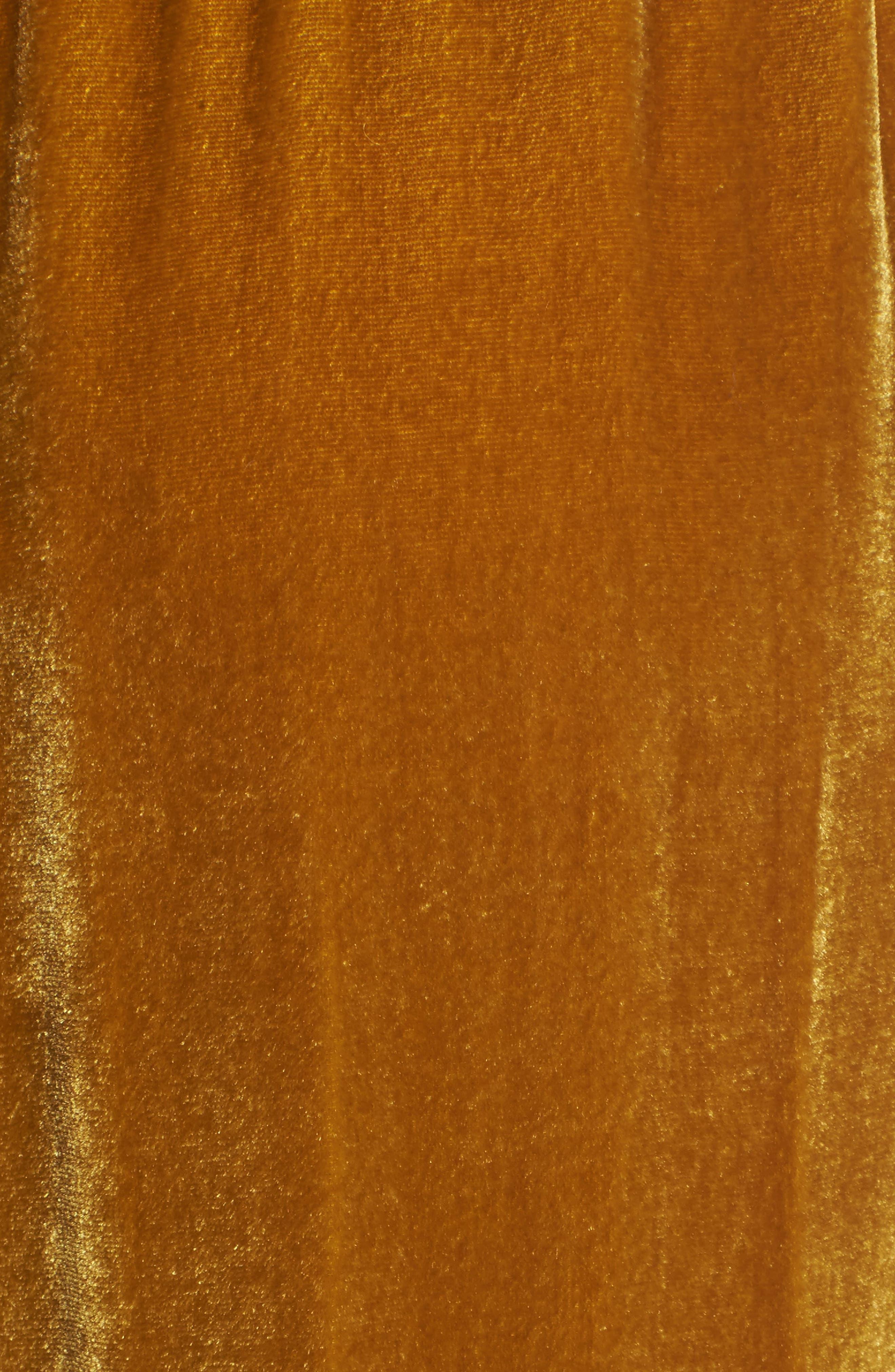 Alternate Image 5  - Madewell Velvet Pants