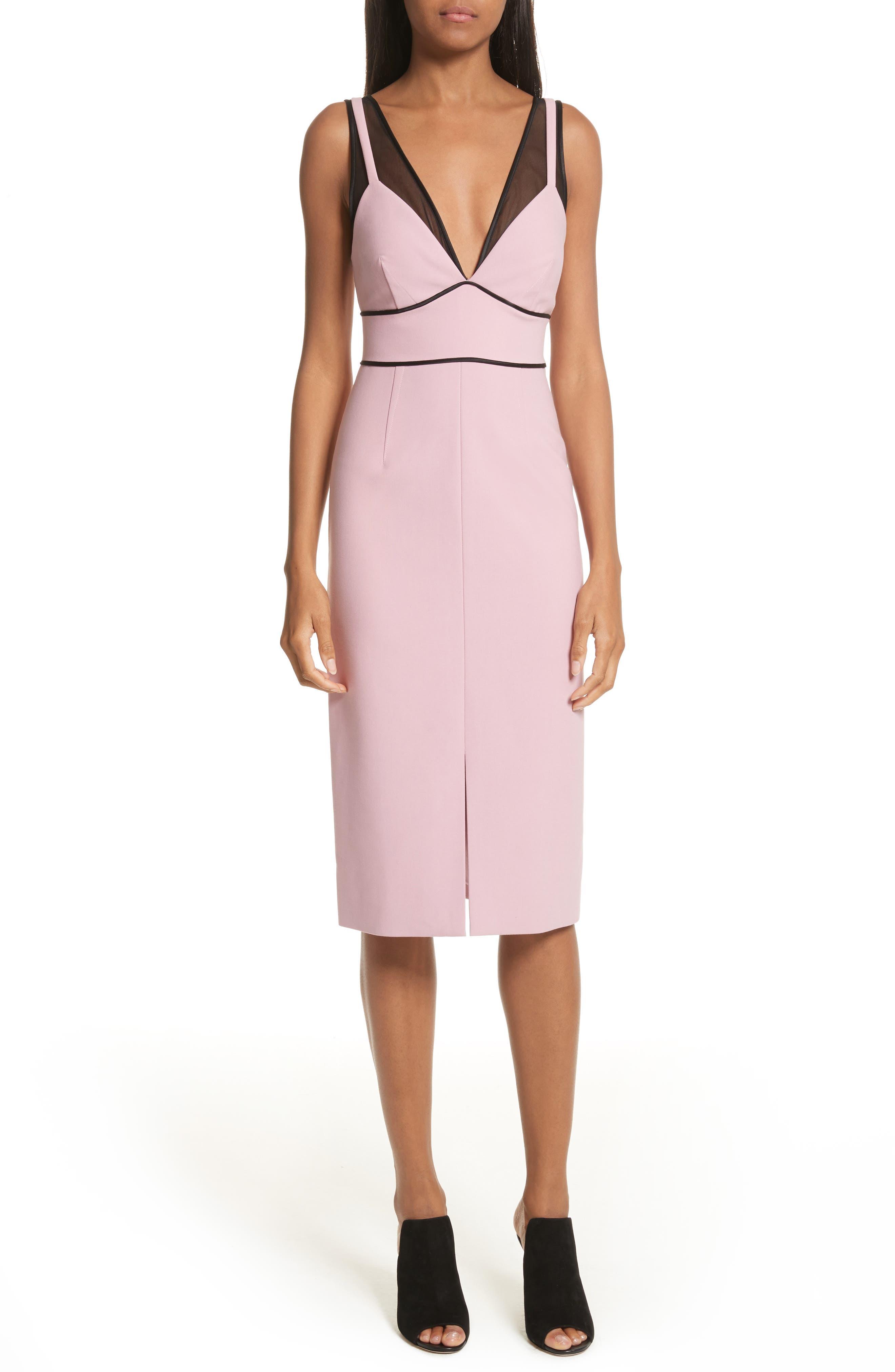 Main Image - Cinq à Sept Lida Sheath Dress