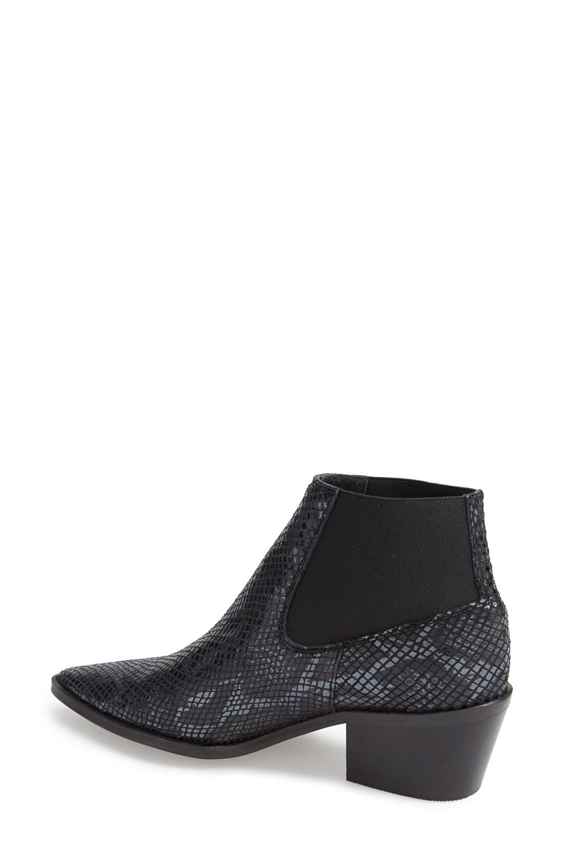 Alternate Image 2  - Topshop 'Marr' Pointy Toe Chelsea Boot (Women)