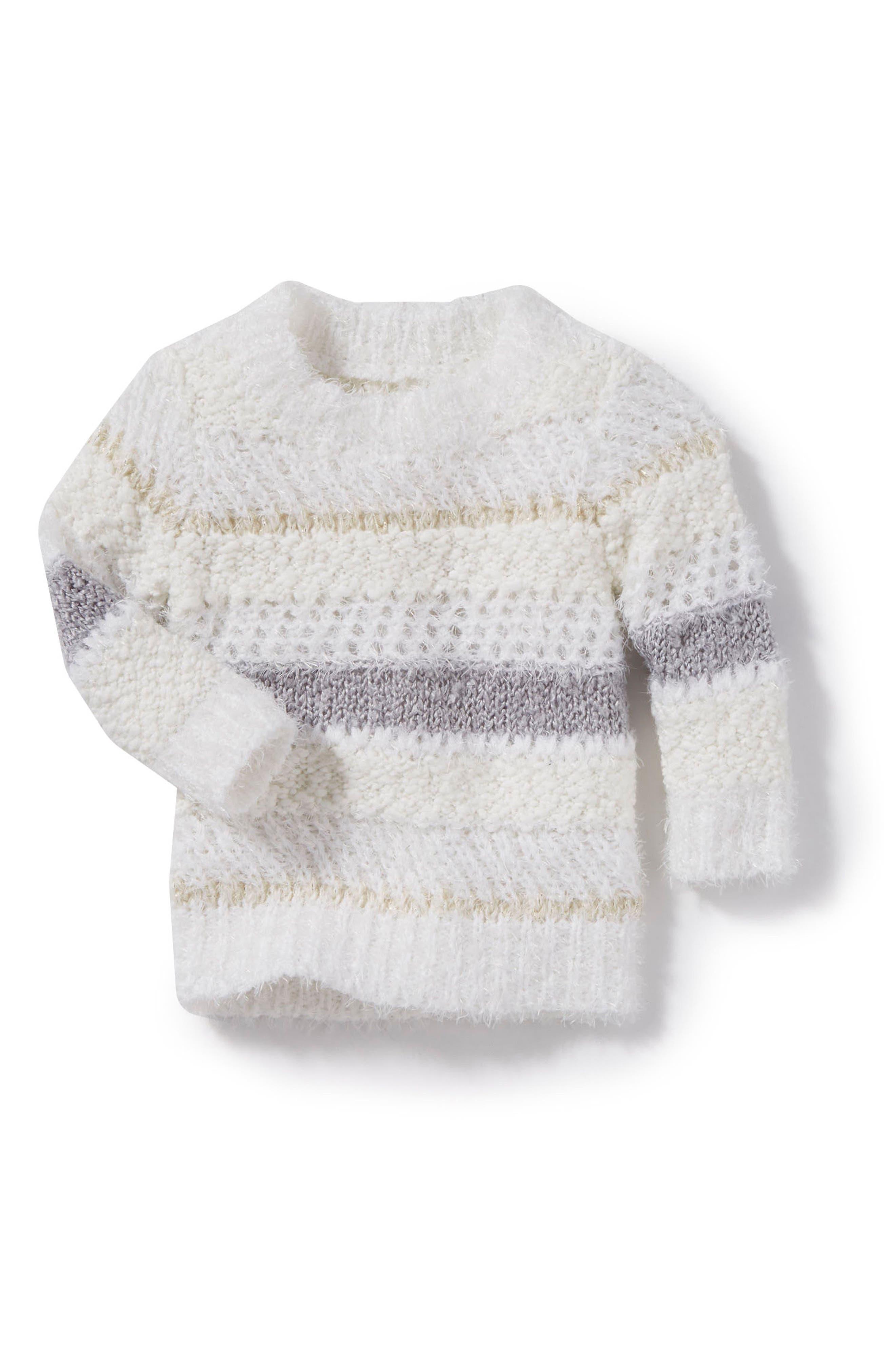 Peek Hailey Sweater (Baby Girls)