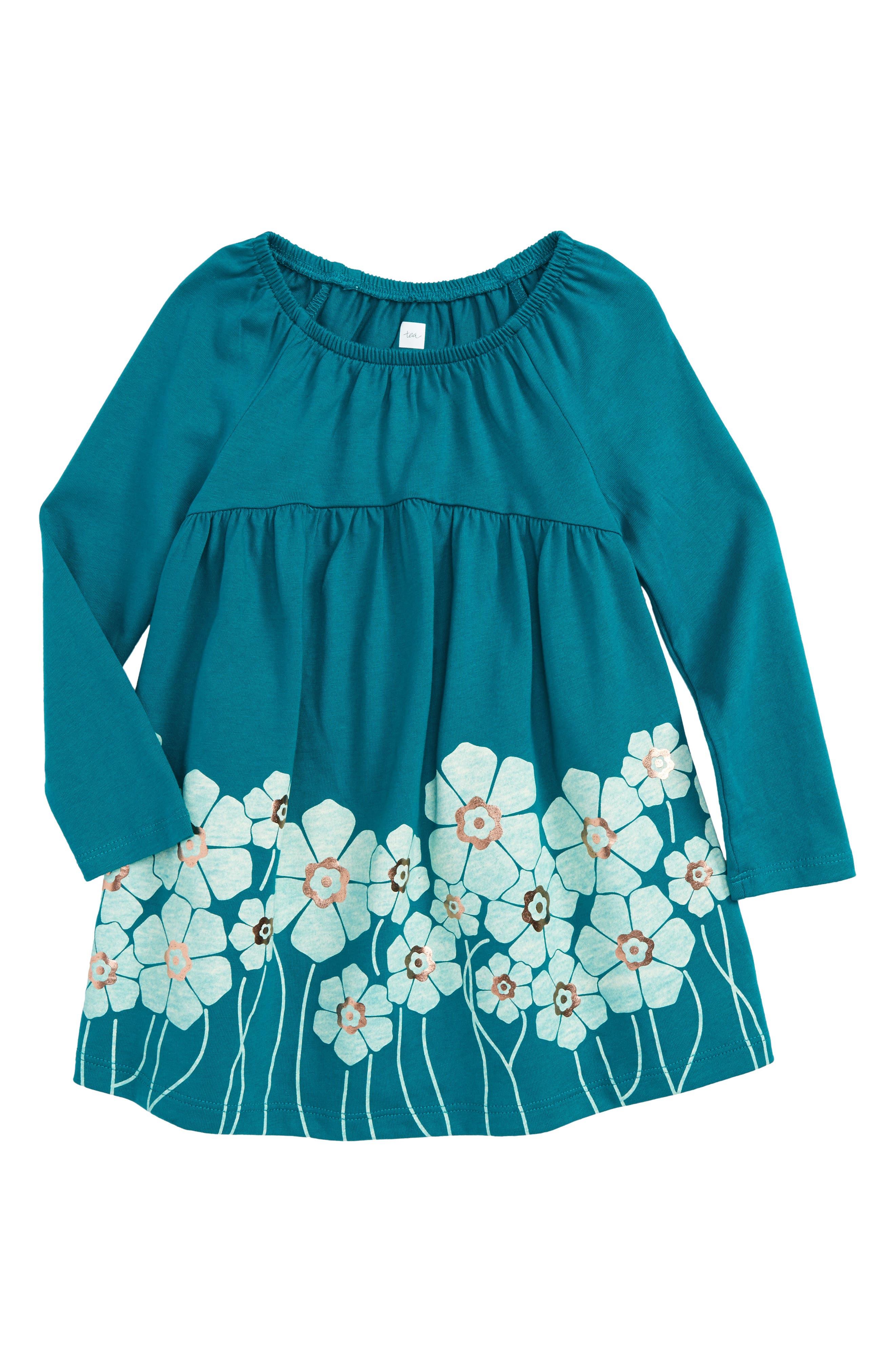 Tea Collection Hatton Dress (Baby Girls)