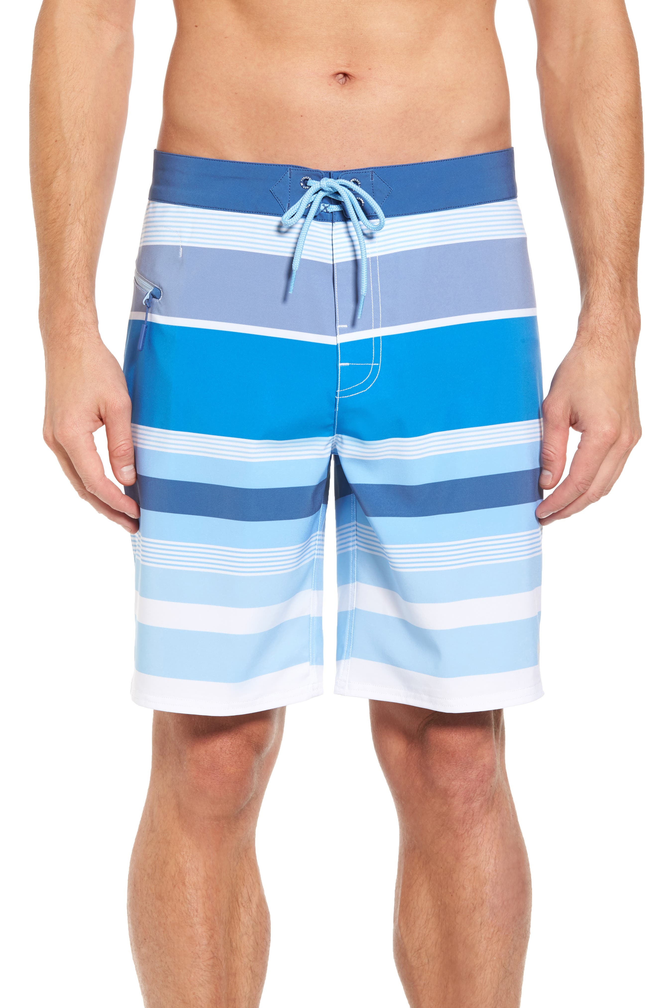 vineyard vines Placed Stripe Board Shorts