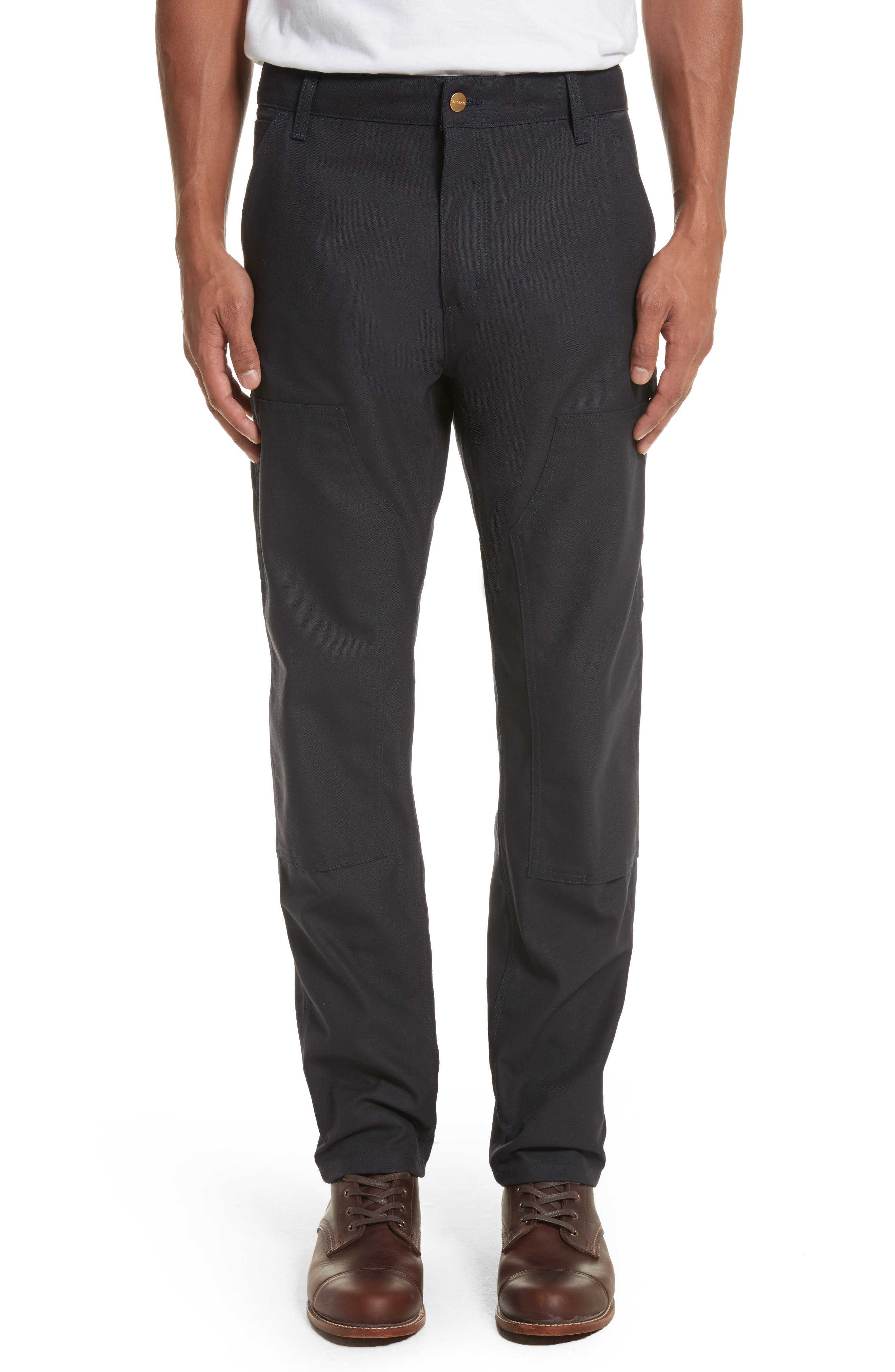 Alternate Image 1 Selected - Carhartt Work in Progress Ruck Double Knee Canvas Pants