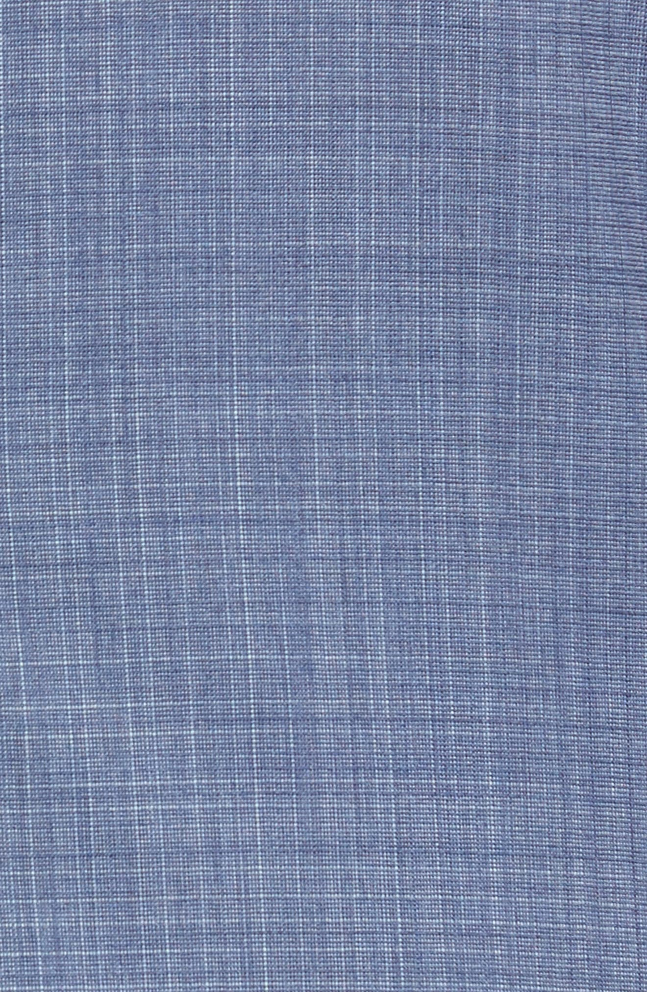 Alternate Image 7  - Hart Schaffner Marx Classic Fit Check Wool Suit