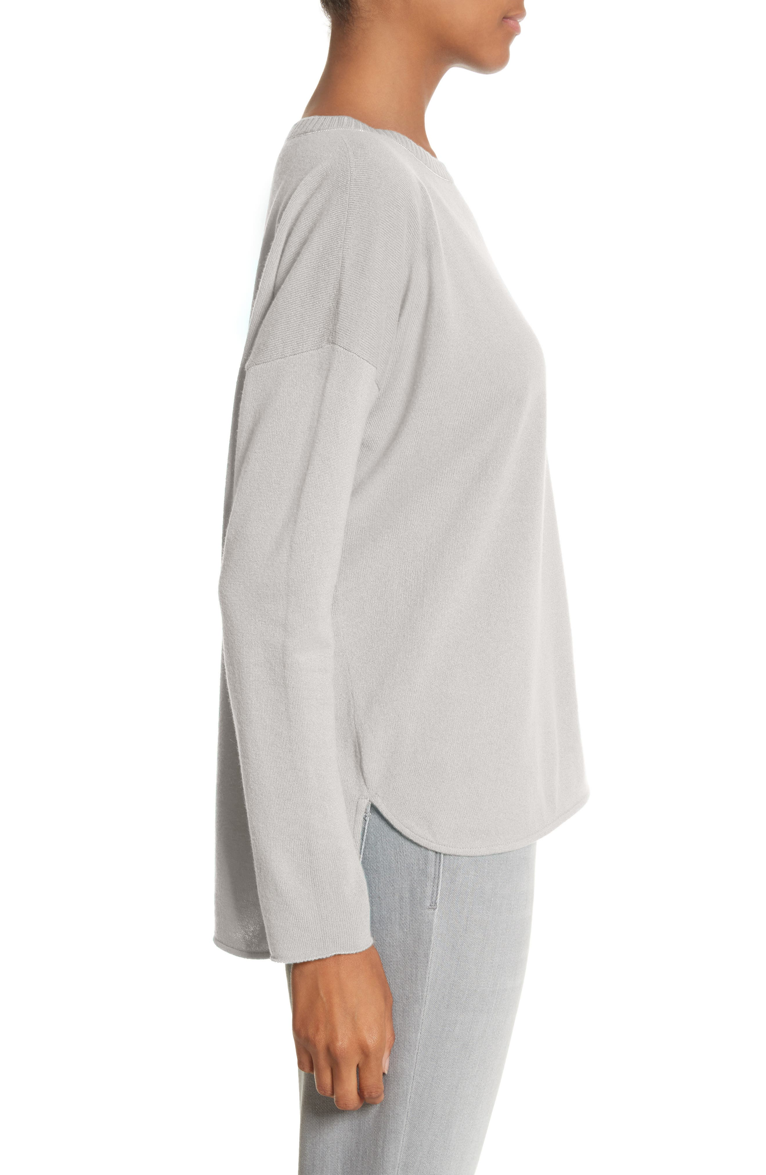 Alternate Image 3  - Fabiana Filippi Beaded Cashmere Sweater