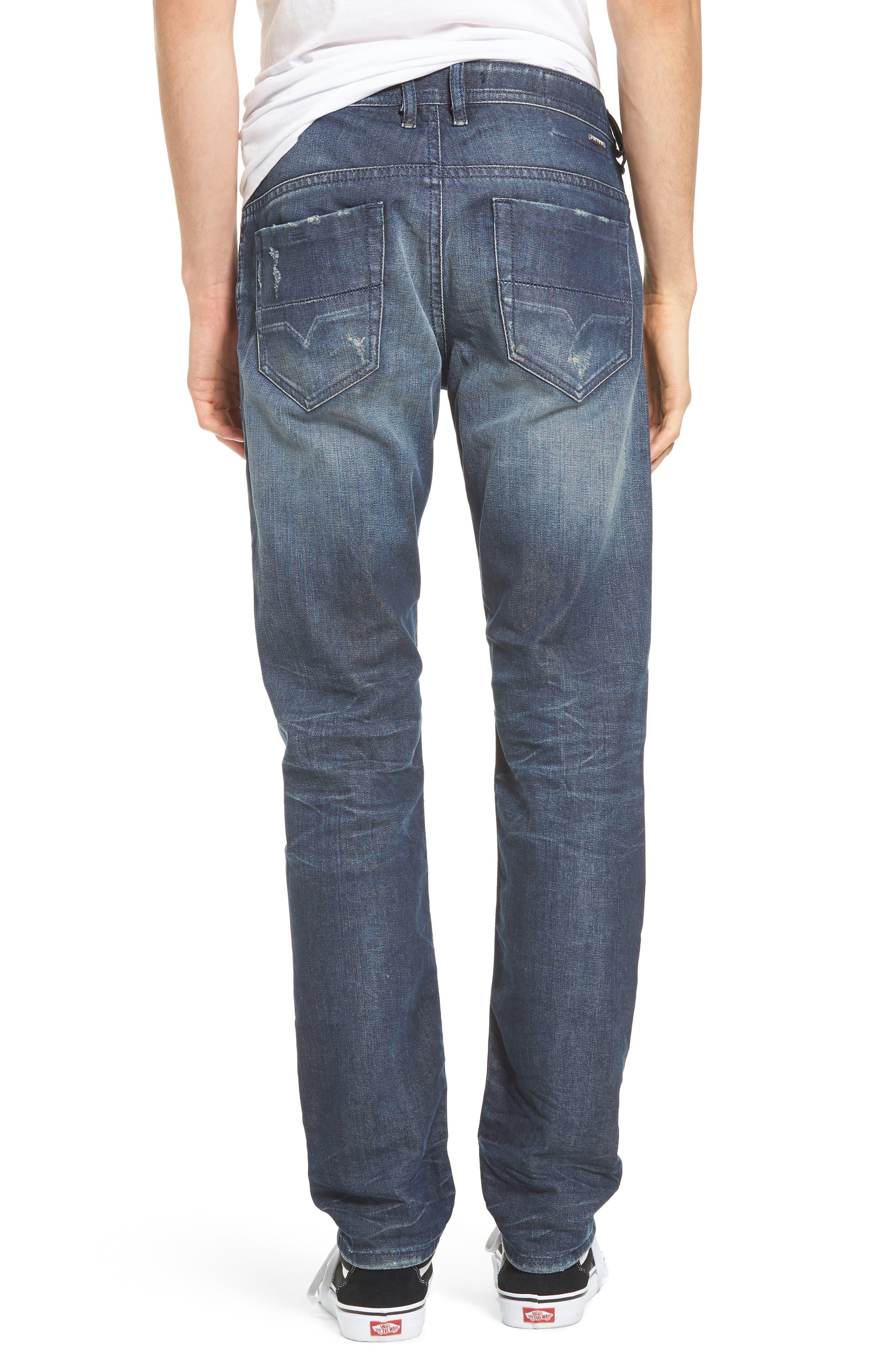 Thommer Slim Fit Jeans,                             Alternate thumbnail 2, color,                             Denim