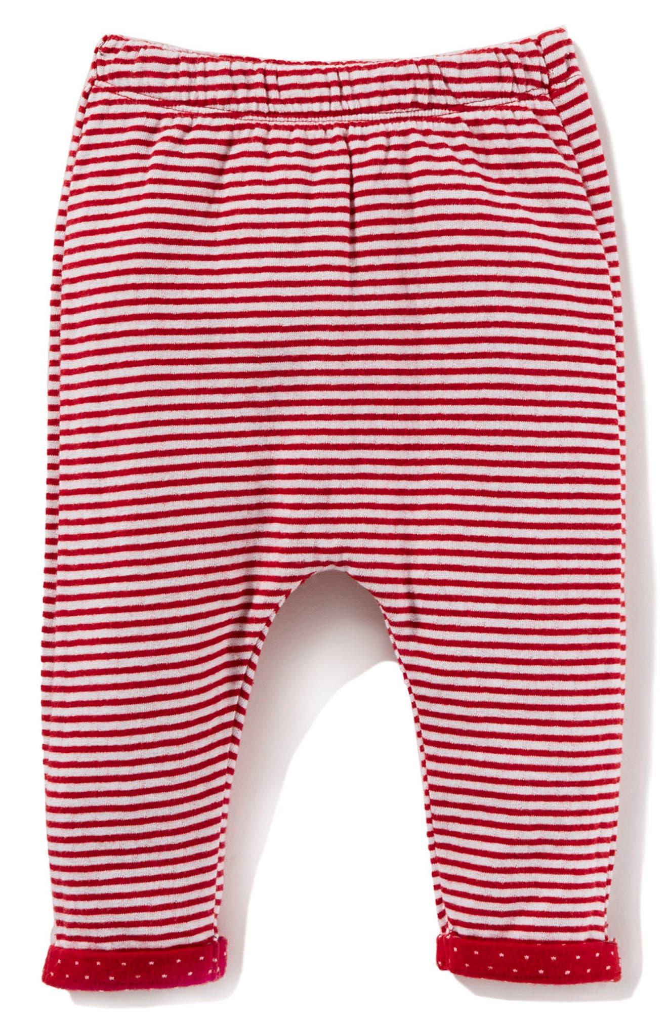 Peek Marley Pants,                         Main,                         color, Red
