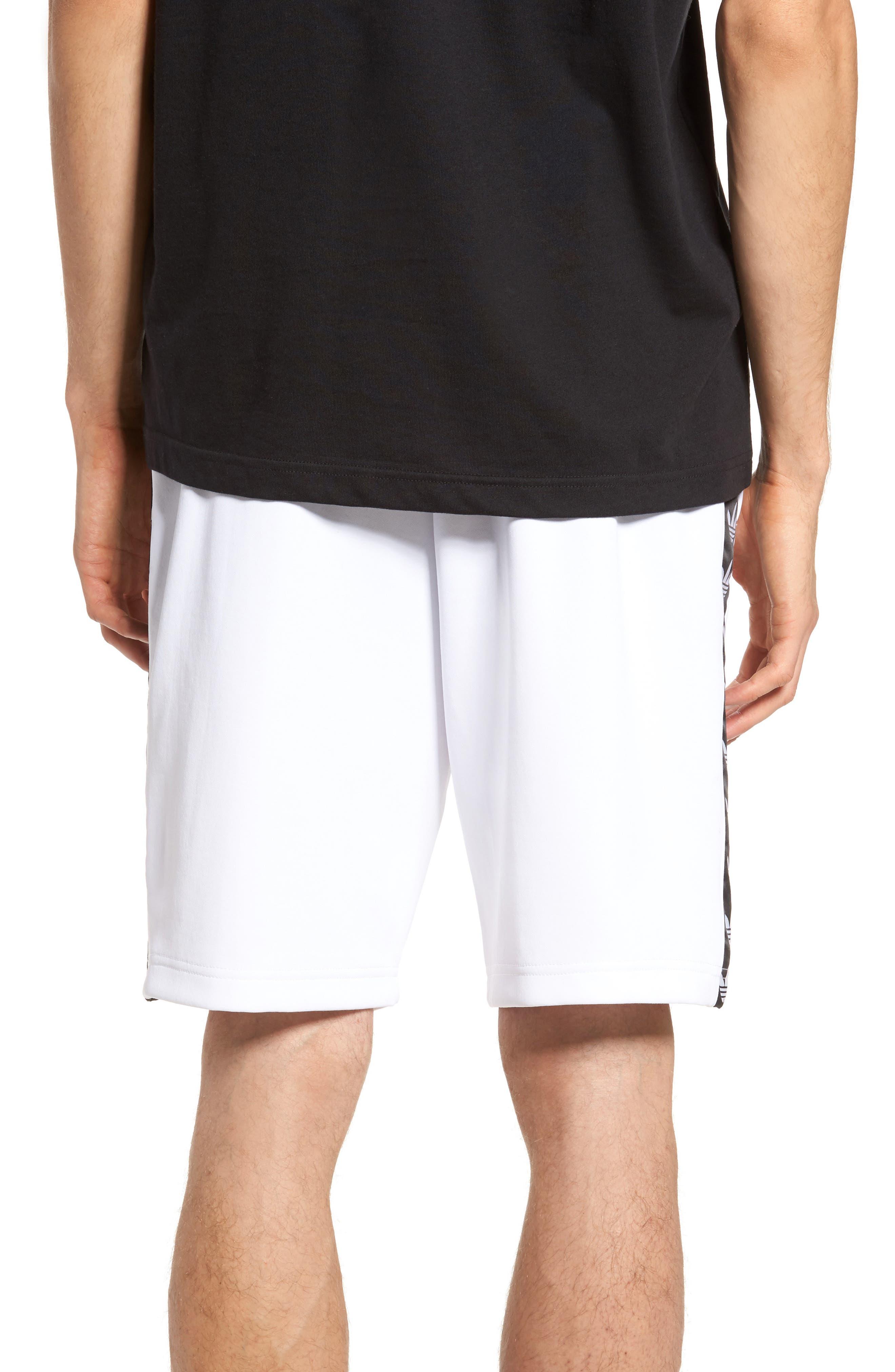 Originals TNT Shorts,                             Alternate thumbnail 2, color,                             White