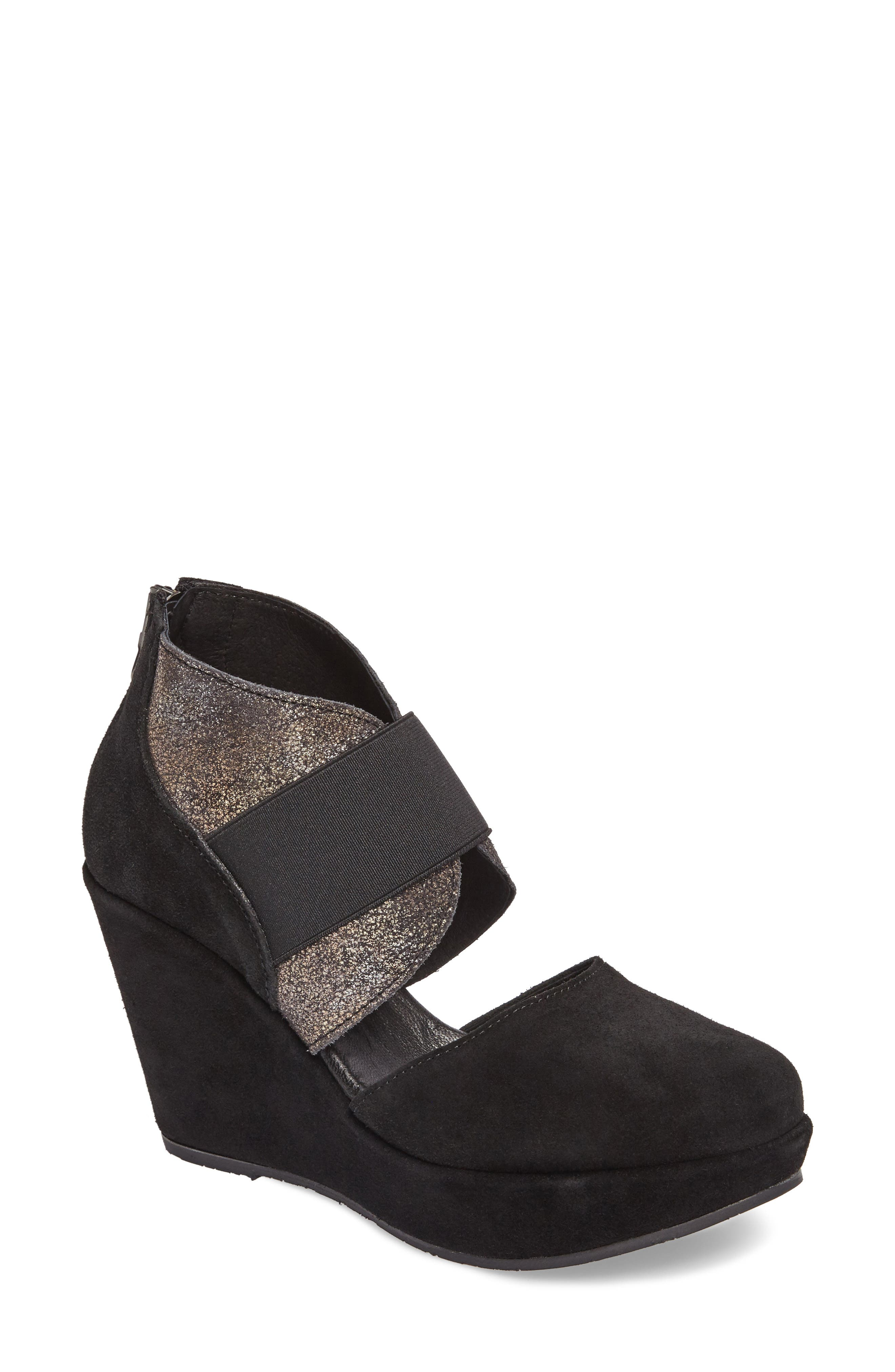 Alternate Image 1 Selected - Cordani Raine Platform Wedge (Women)